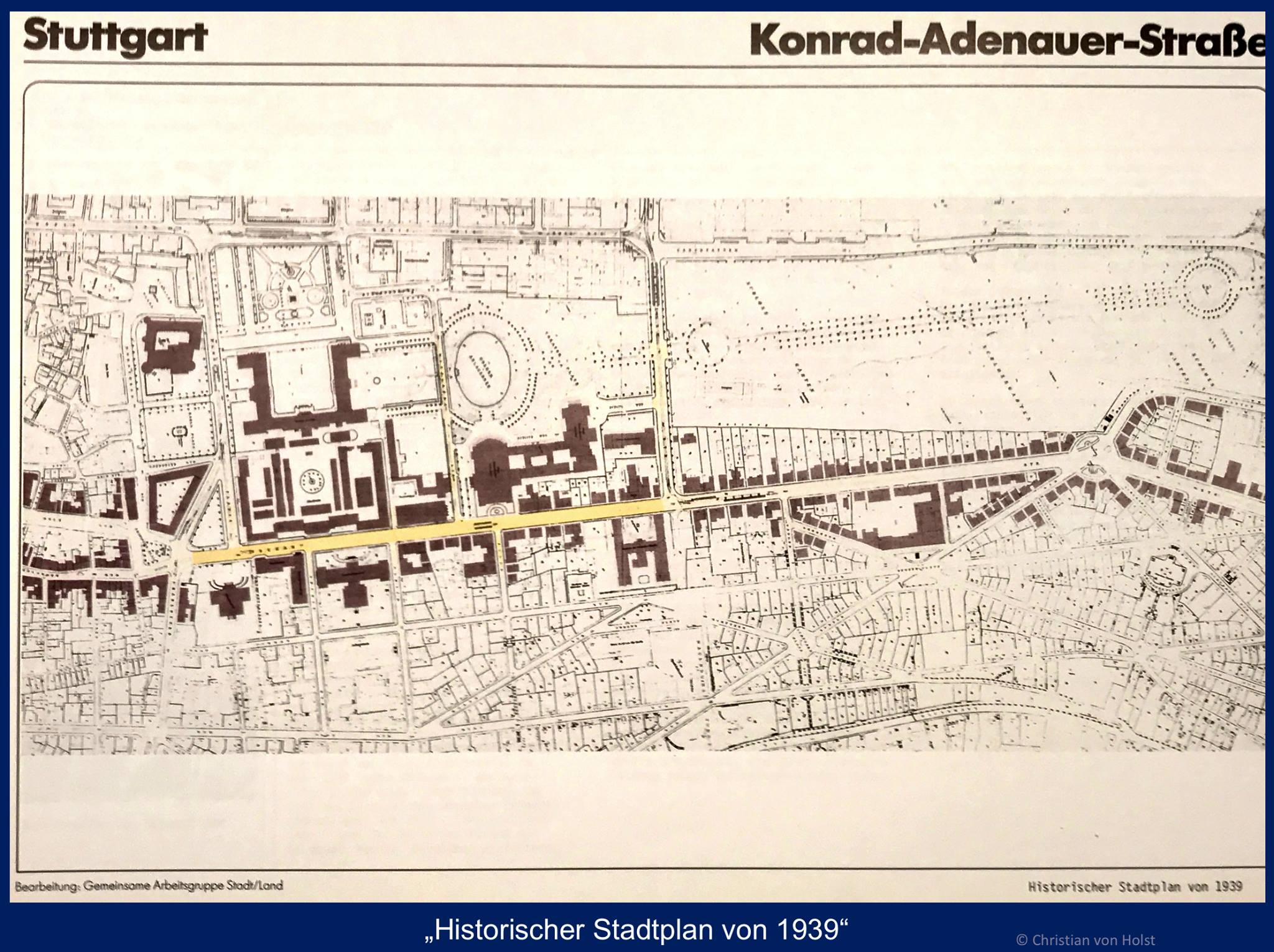 Ovalsee: Nikolaus Thouret, 1850-1941 – noch im Stadtplan 1939 erhalten