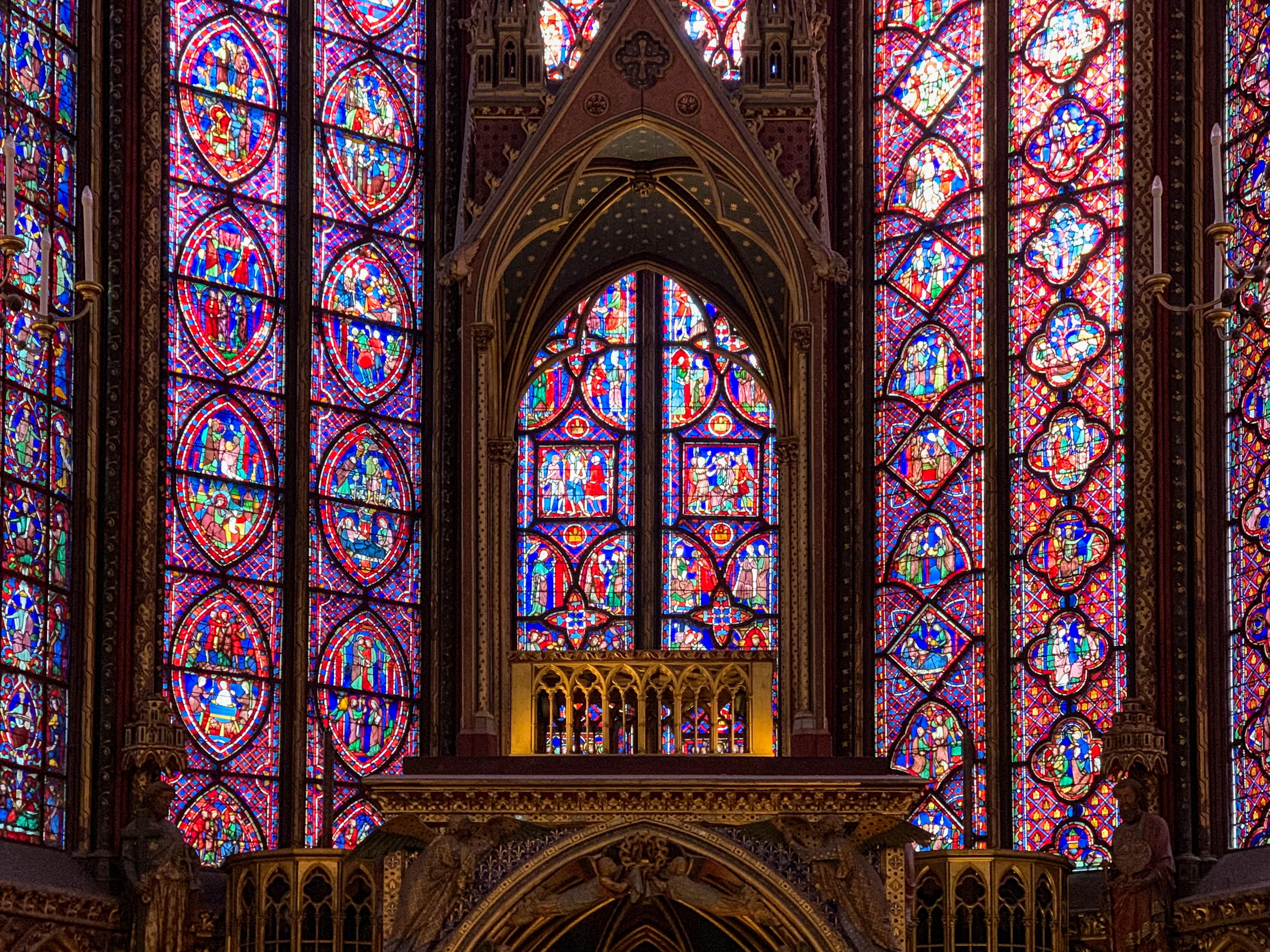 Sainte-Chapelle, ein Juwel der französischen Hochgotik