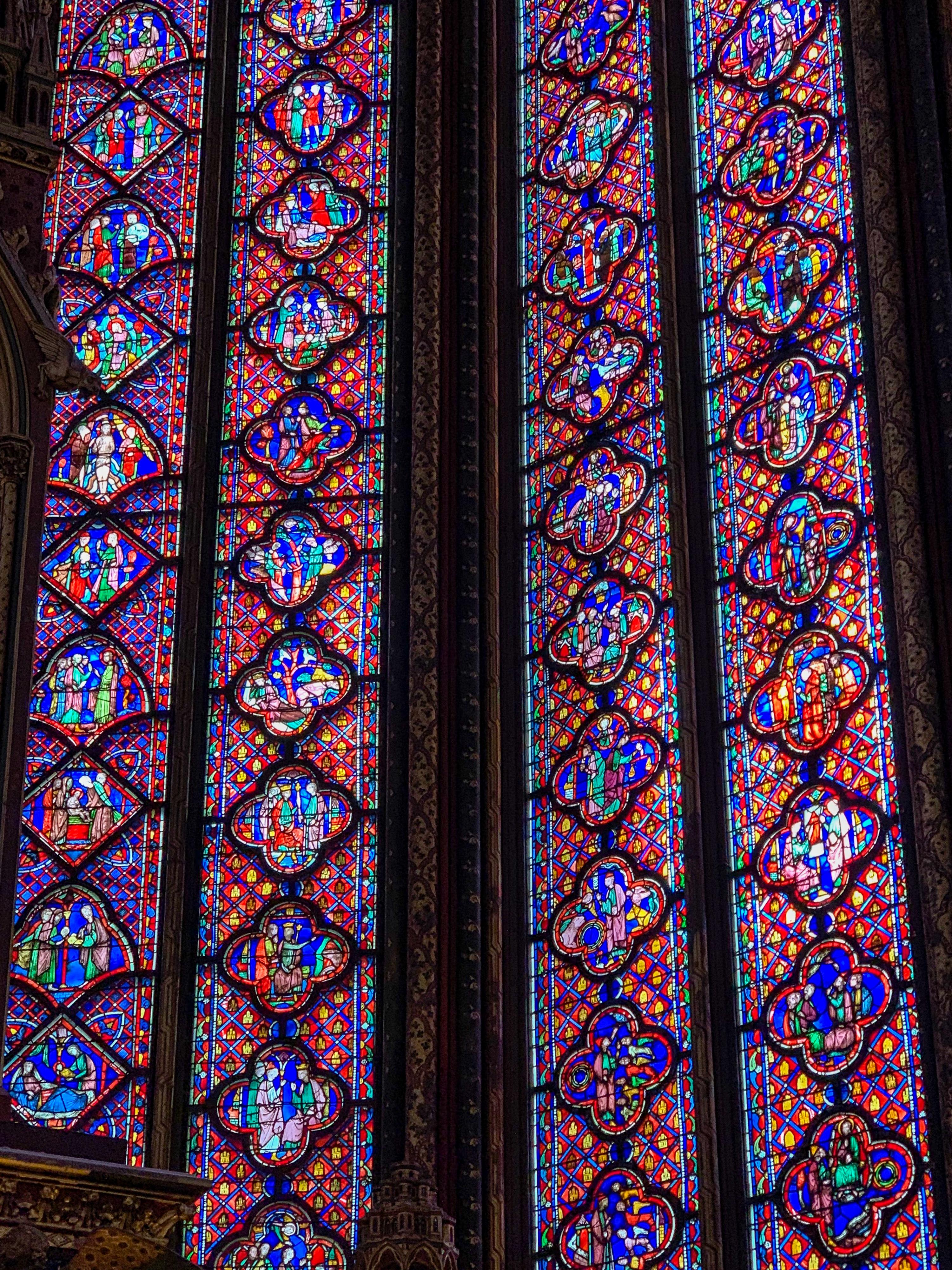 Sainte-Chapelle, ein Juwel der französischen Hochgotik 3