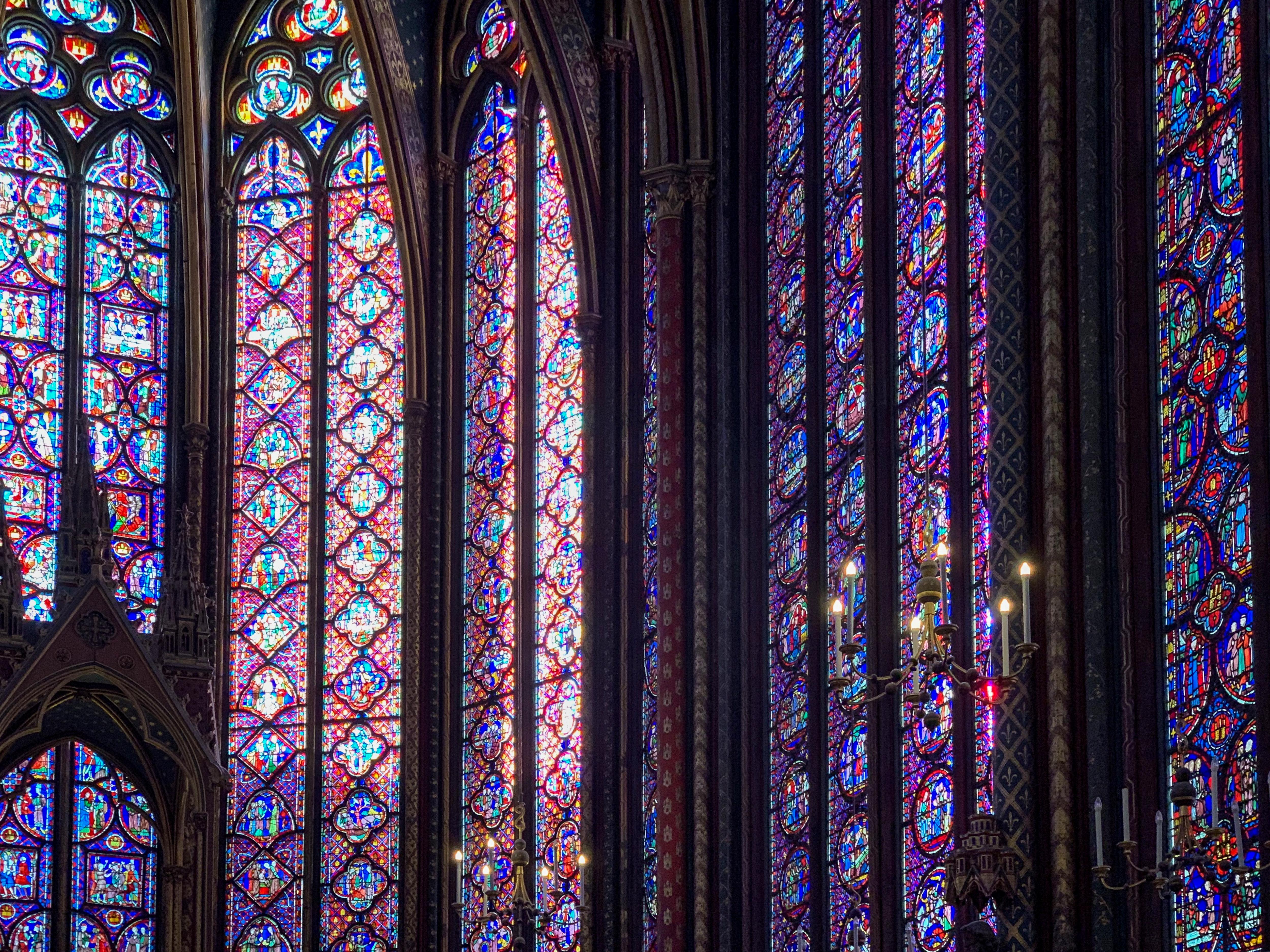 Sainte-Chapelle, ein Juwel der französischen Hochgotik 2