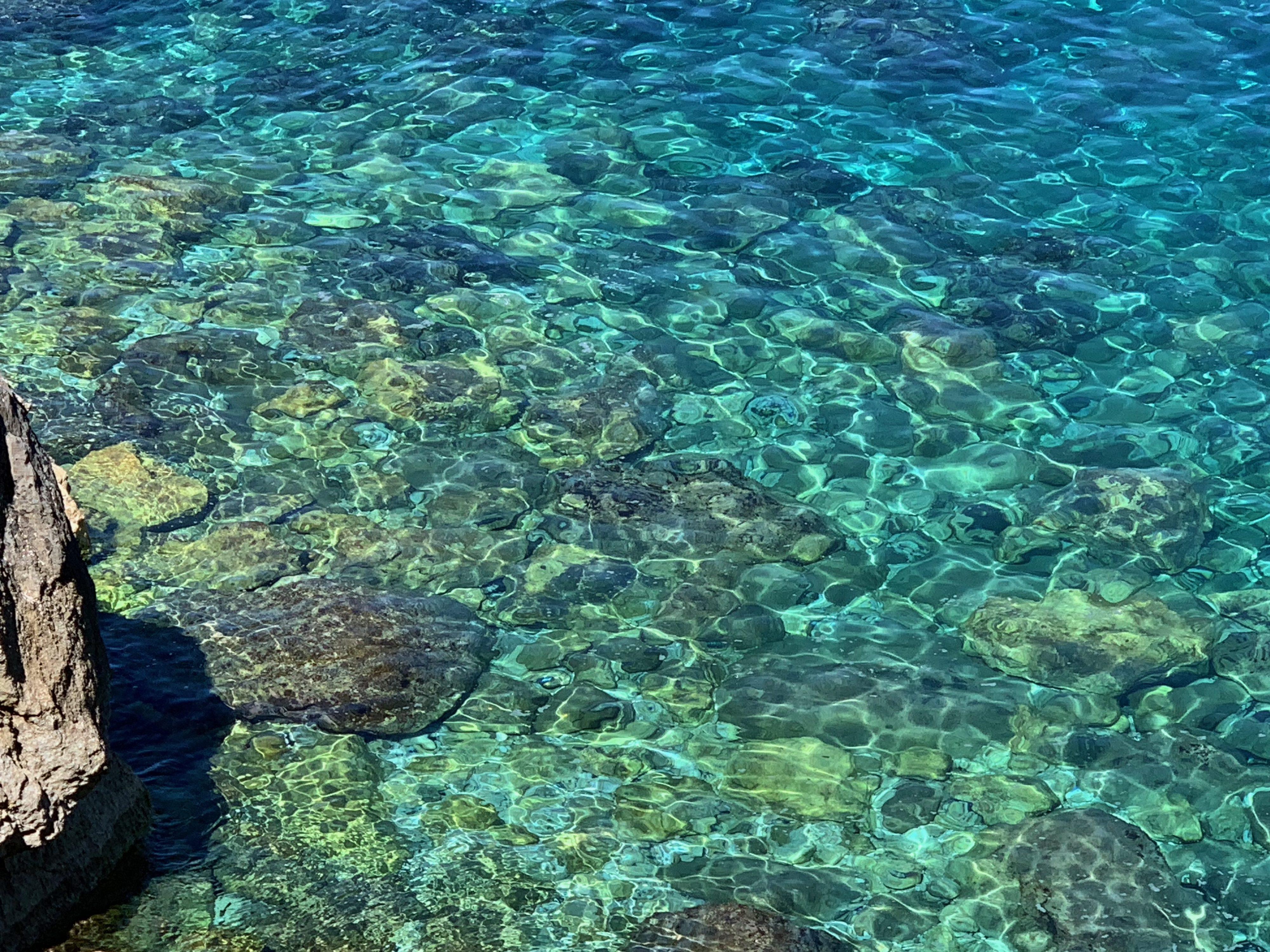 Mallorca Wellenmuster