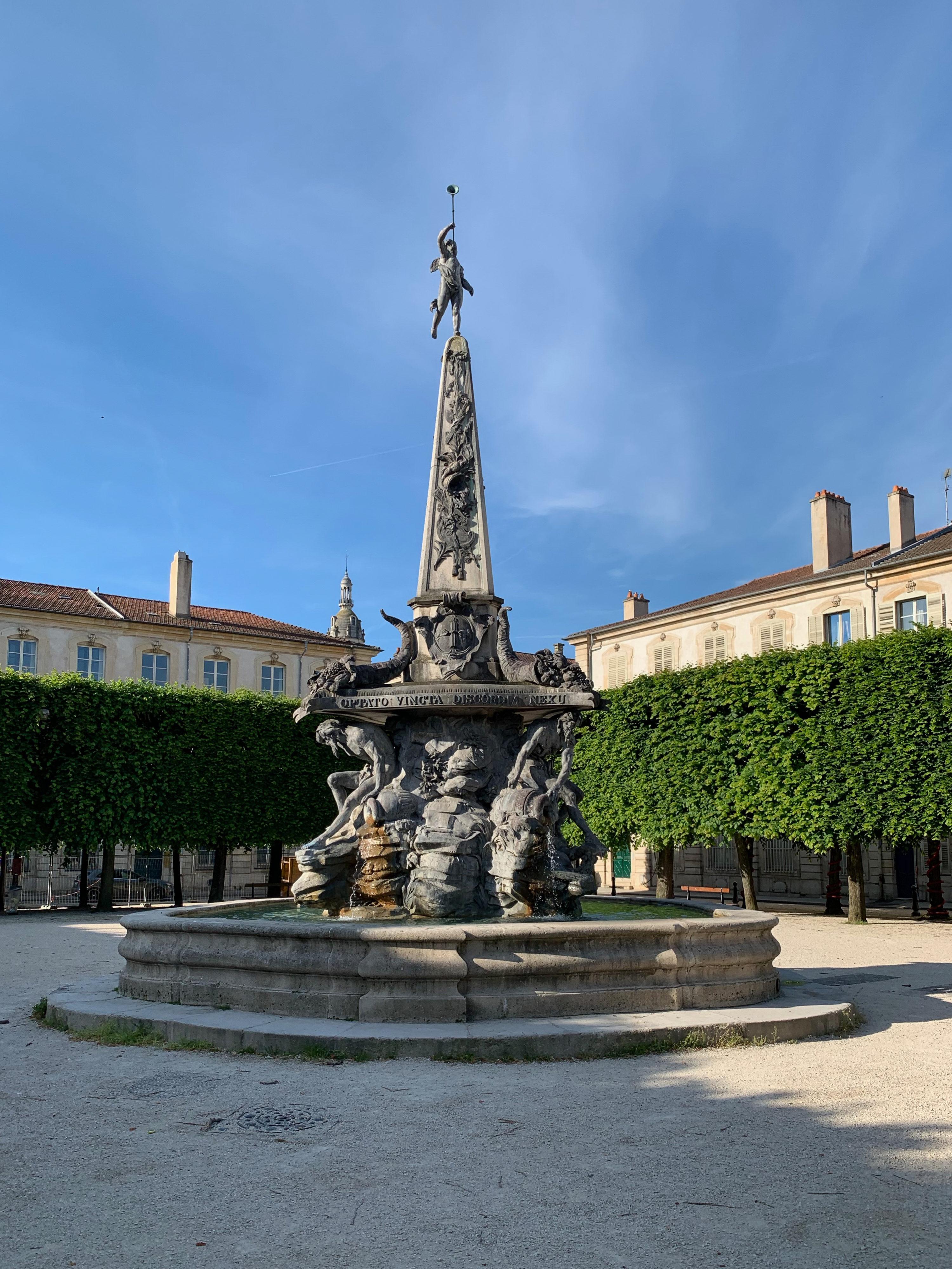 Nancy Place d'Alliance
