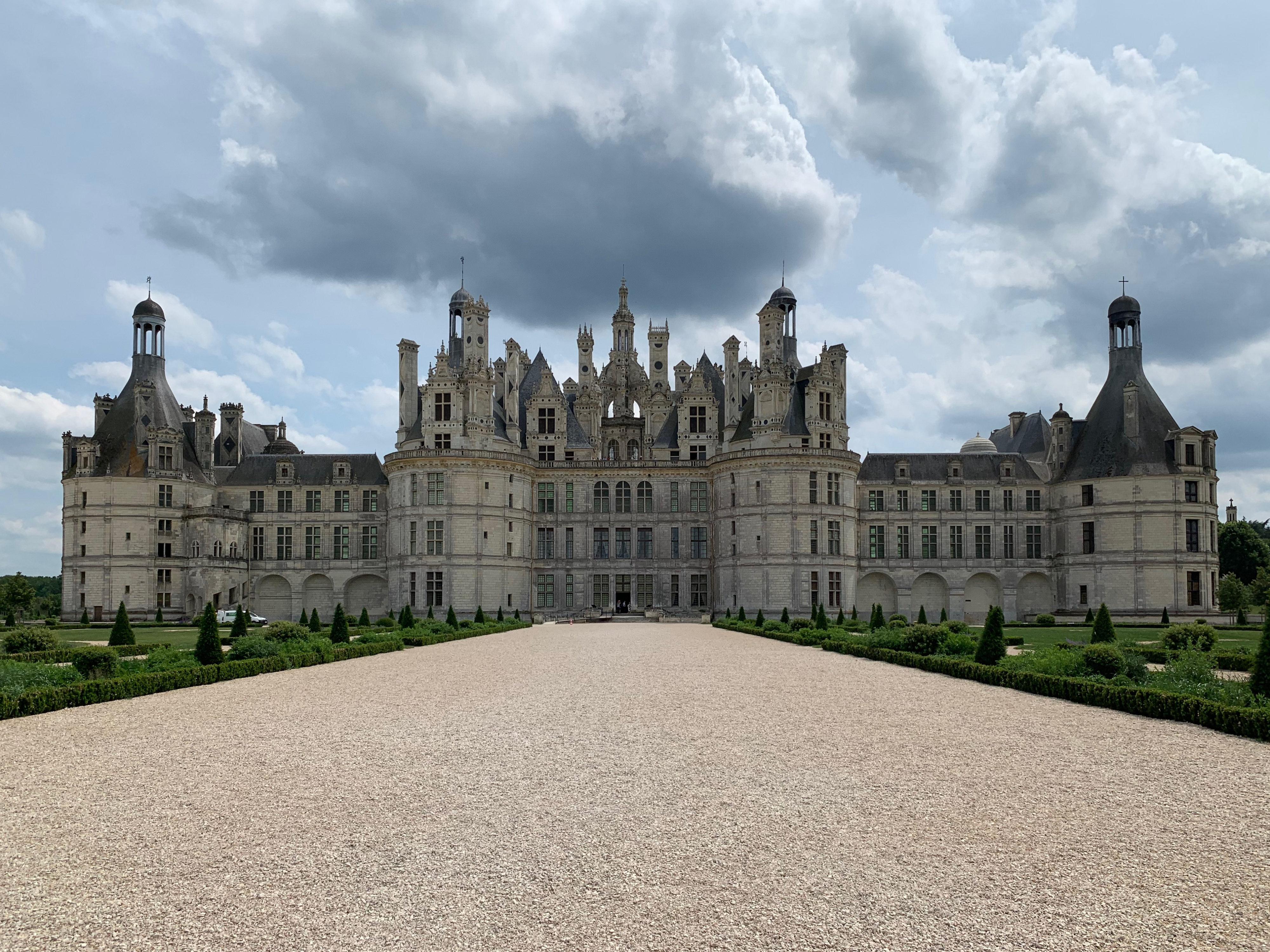 Chambord, das weltweit einmalige Schloss von NW