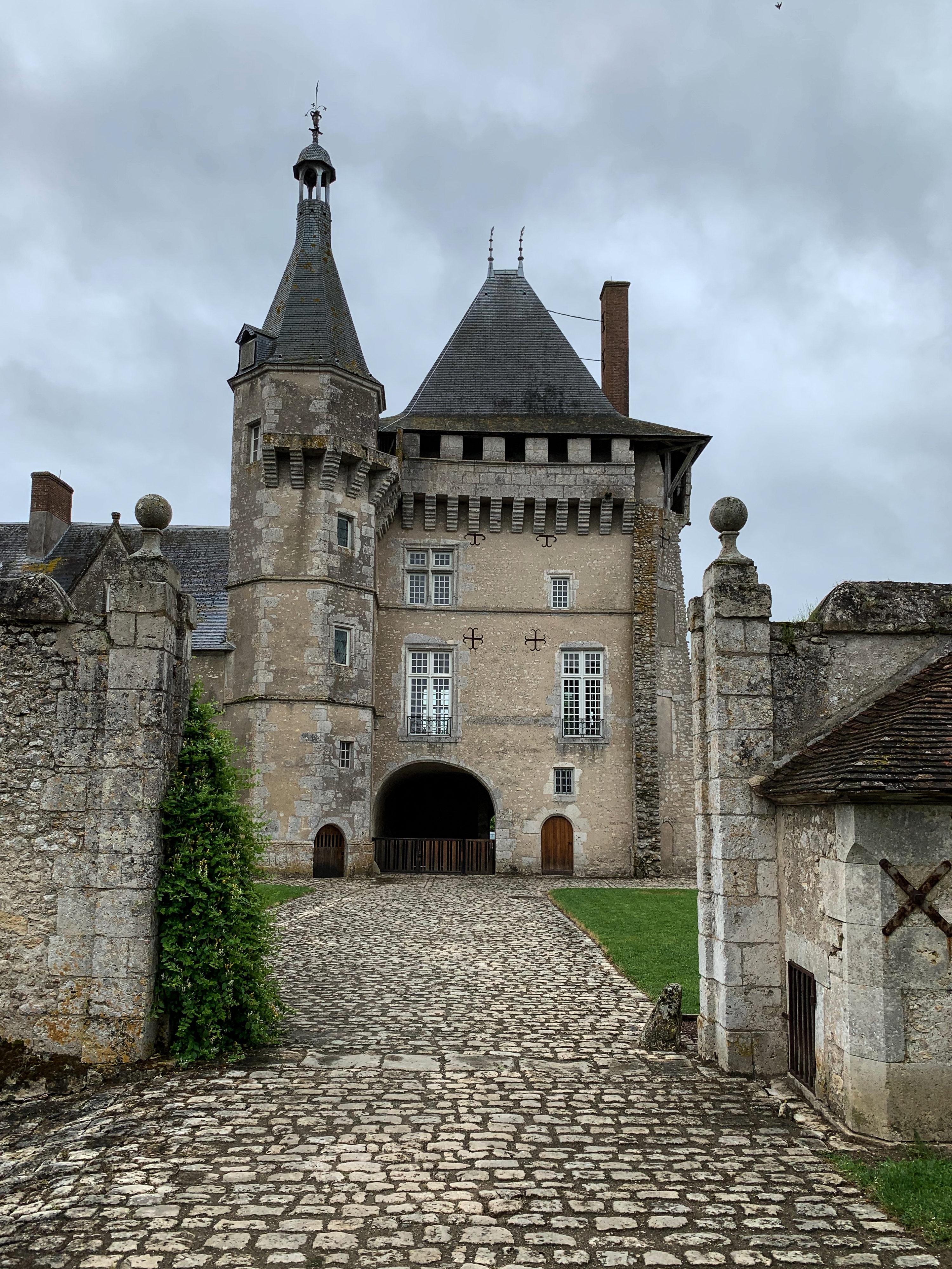Magie in Blois und Muse in Talcy mit Donjon