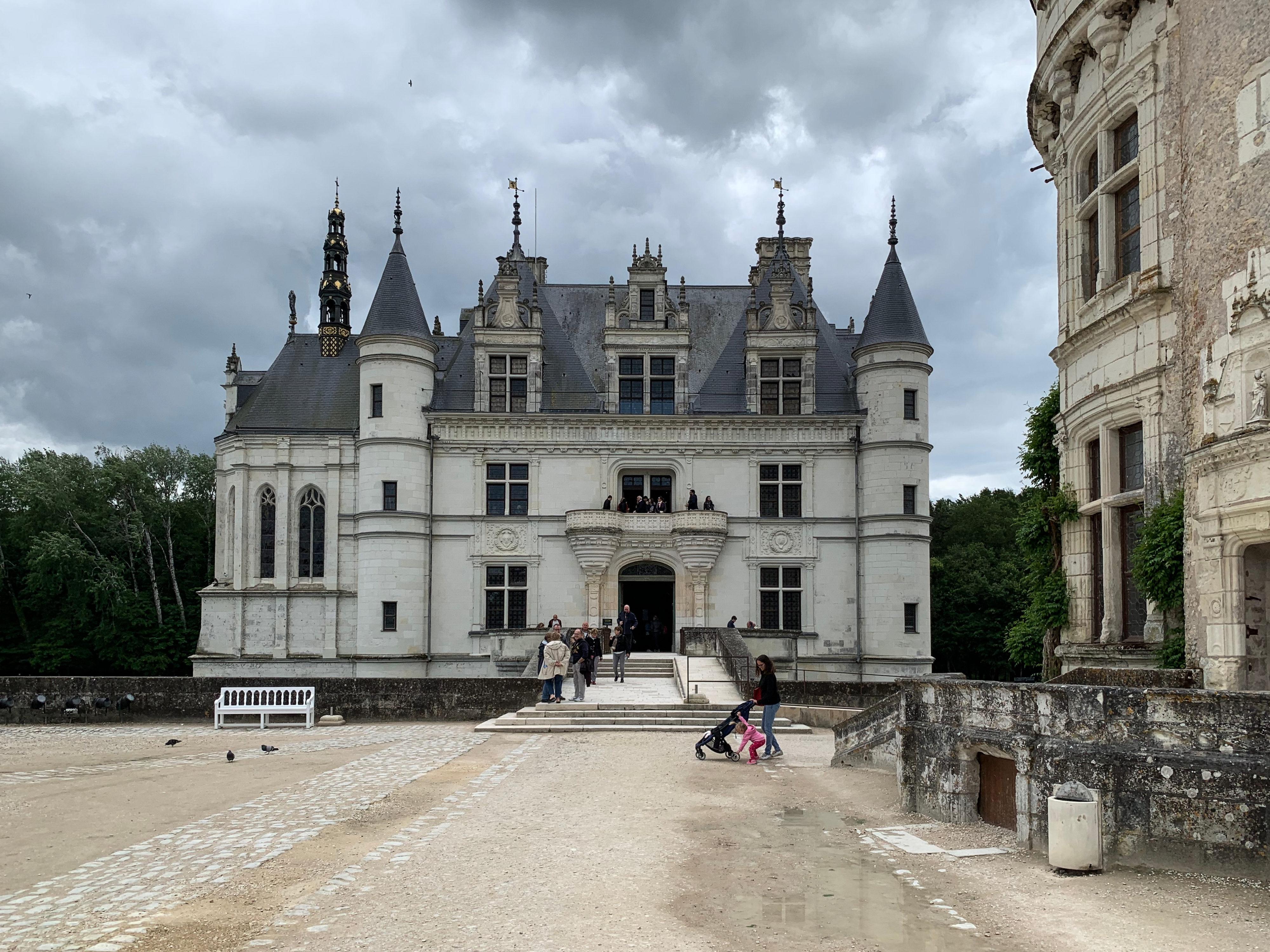 Chenonceau, das nach Versailles bietest Schloss erbaut von Thomas Bohier