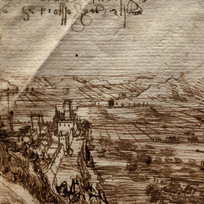 Leonardo Arnotal Ausschnitt 1473
