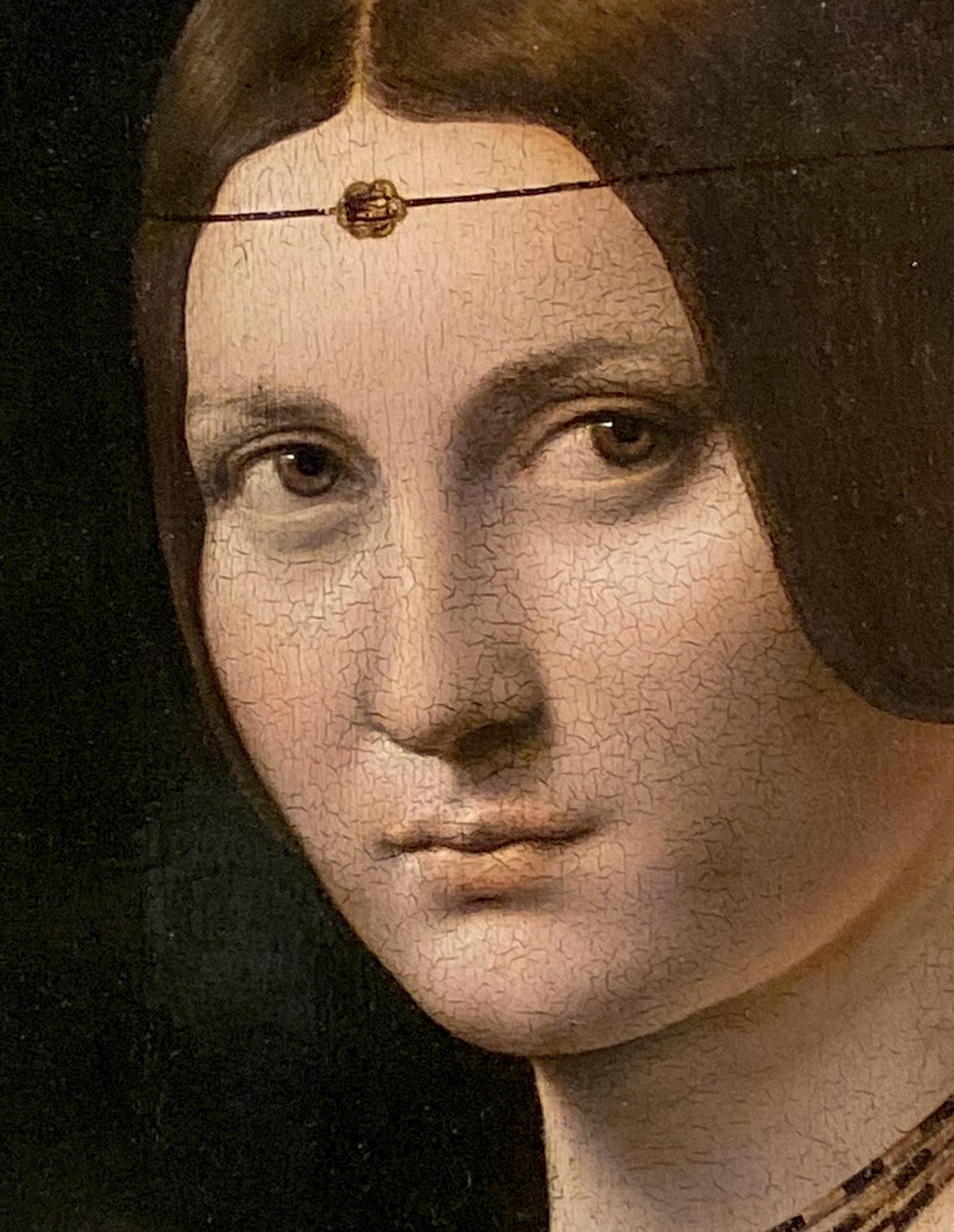 Leonardo da Vinci – Jahrhundertausstellung im Louvre Dame am Mailänder Hof