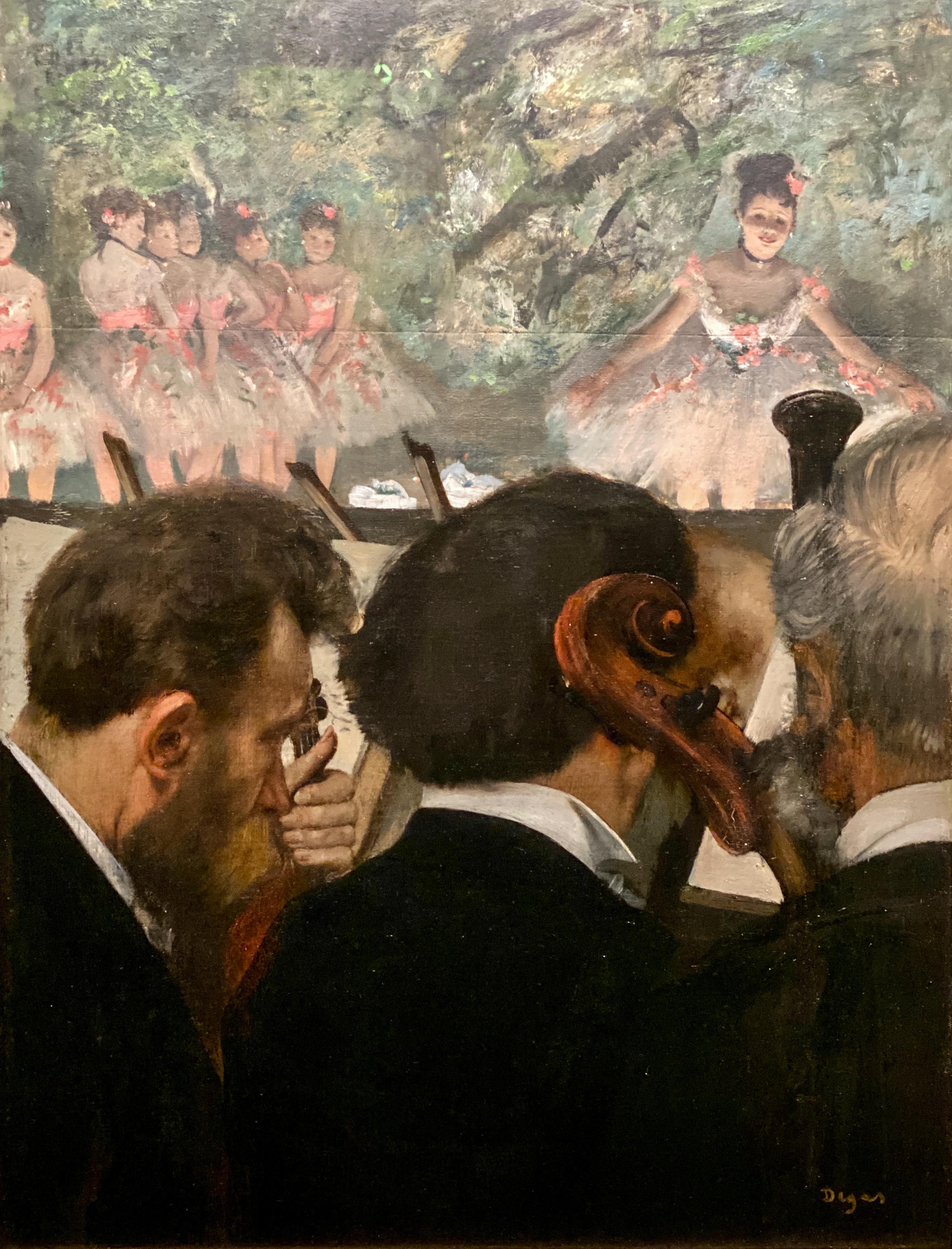 Degas und der Tanz im Musée d'Orsay – Degas Städel