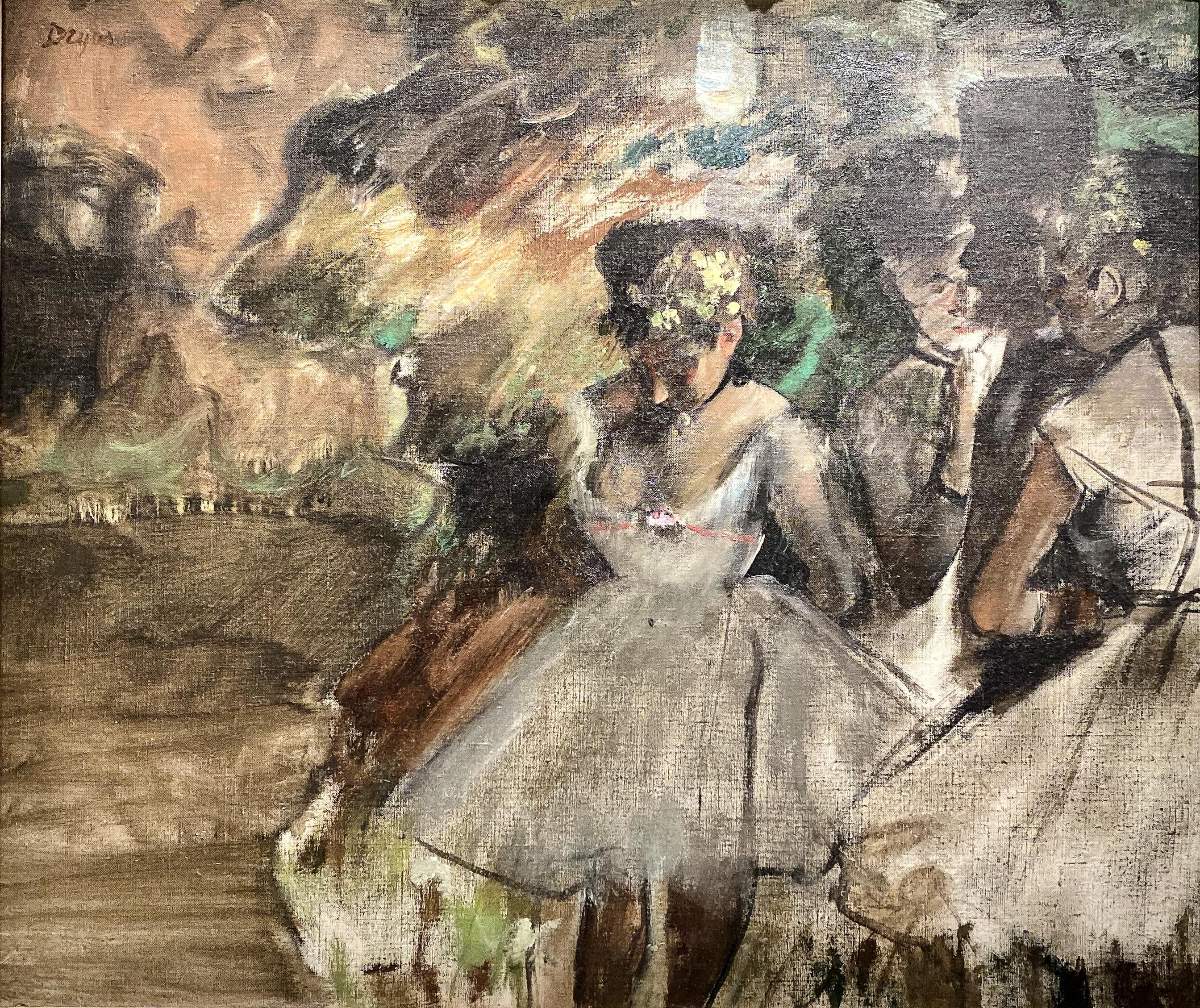 Degas und der Tanz im Musée d'Orsay – Degas Tokyo