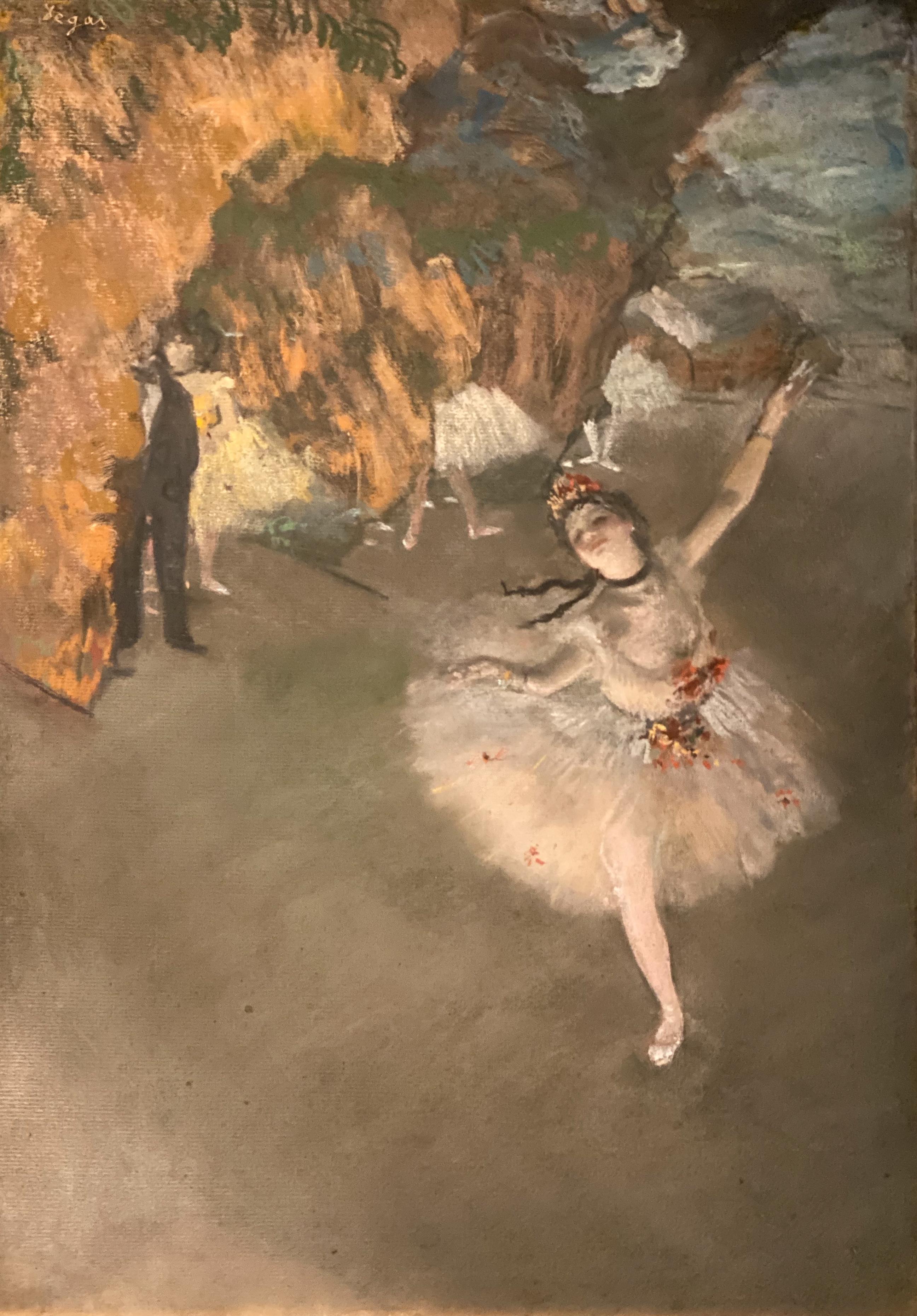 Degas und der Tanz im Musée d'Orsay