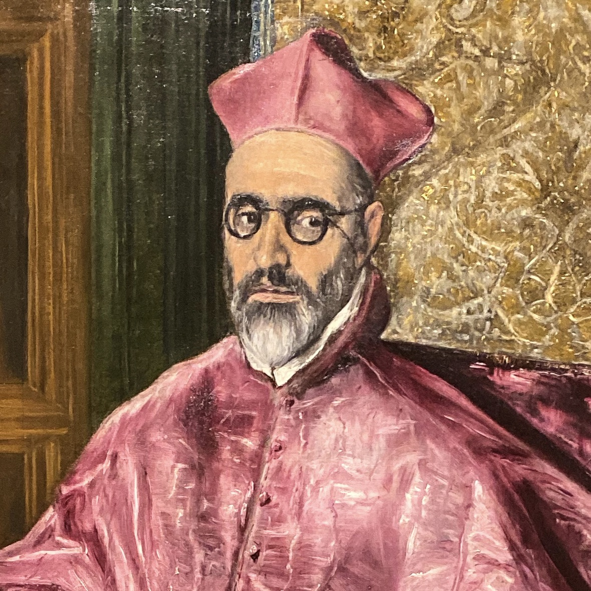 El Greco im Grand Palais in Paris – Großinquisitor