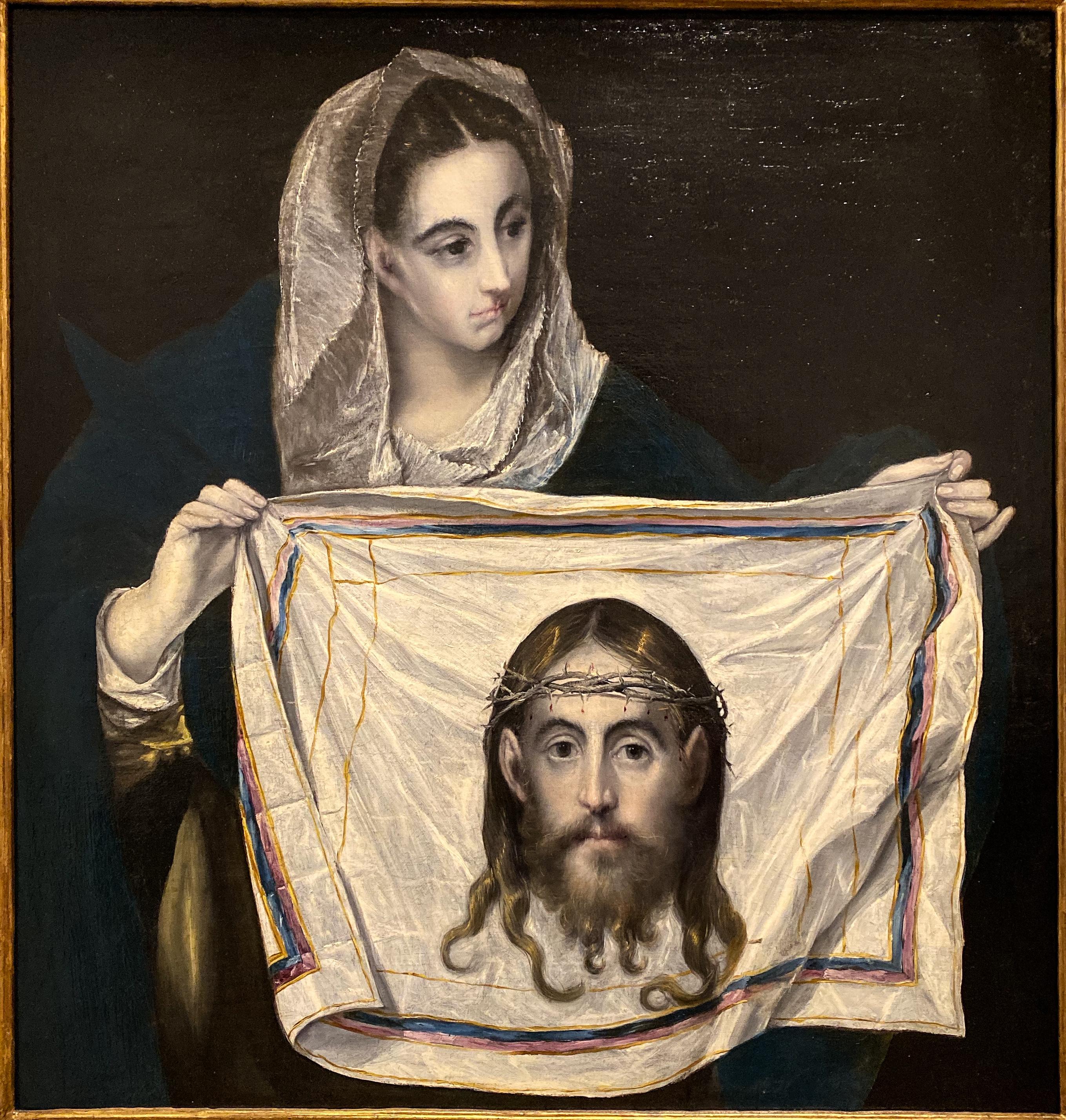 El Greco Hl Veronica