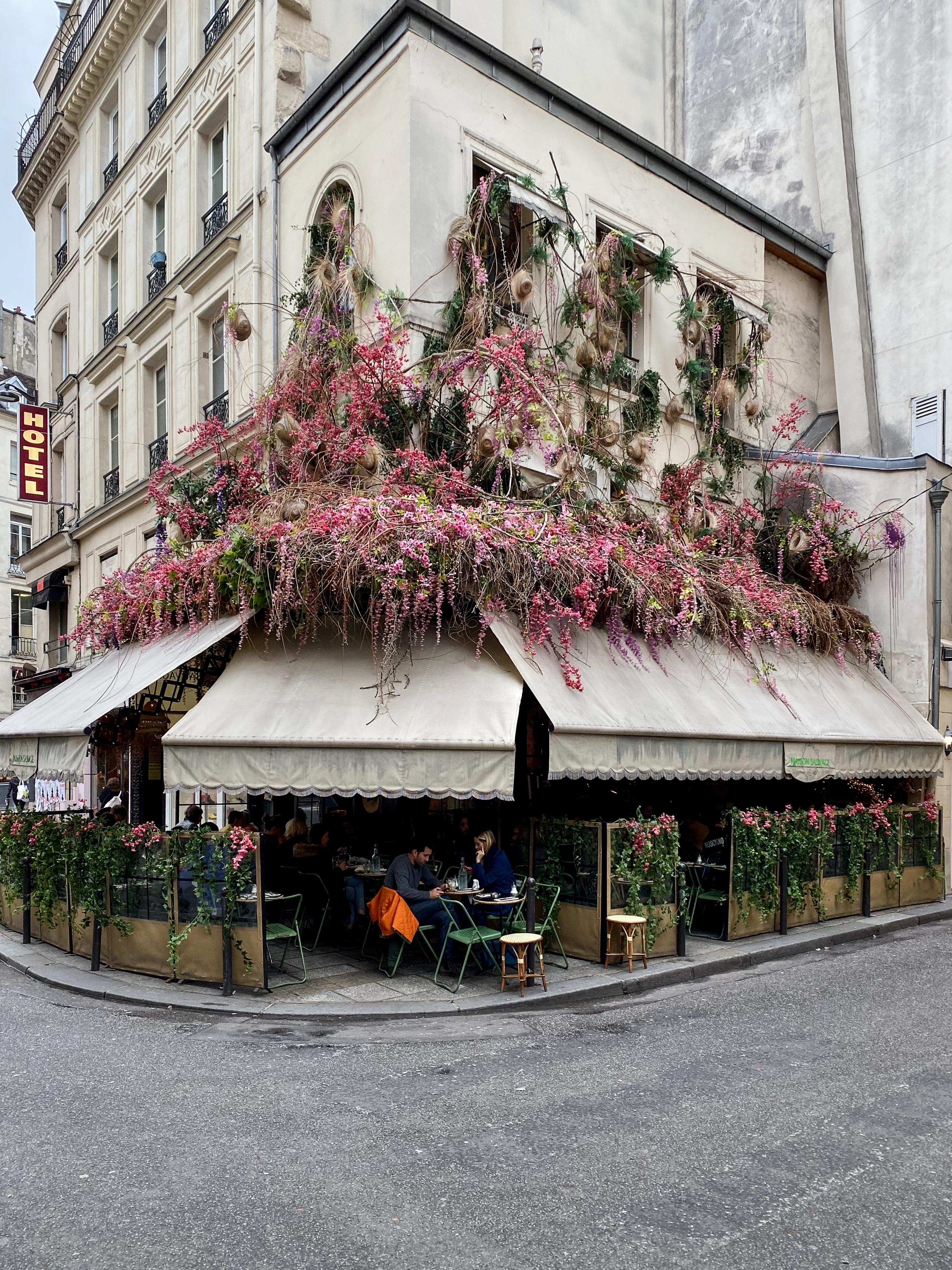 Paris fast schon eine Green City
