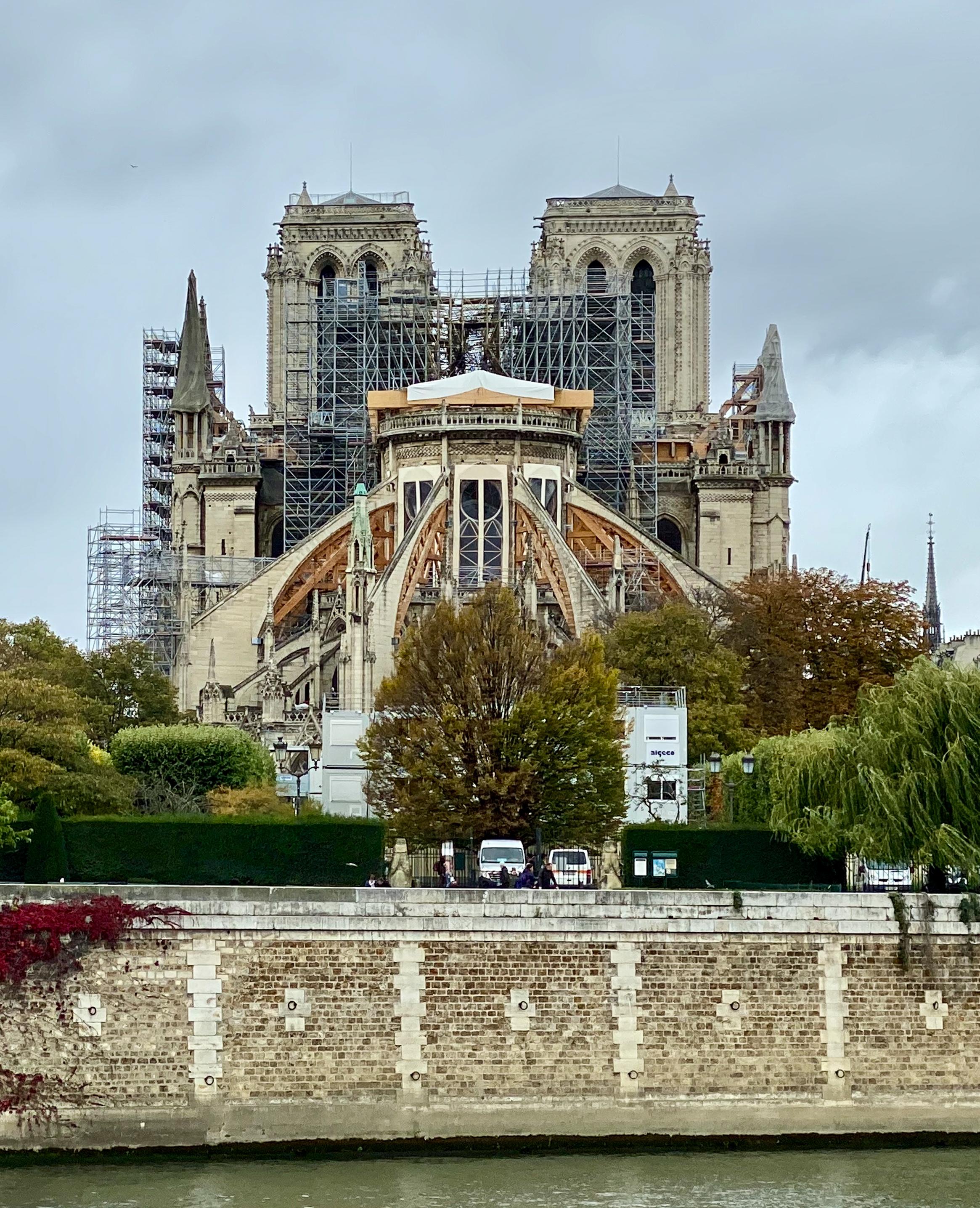 Nachtrag zu Notre-Dame im Koma – 11/2019