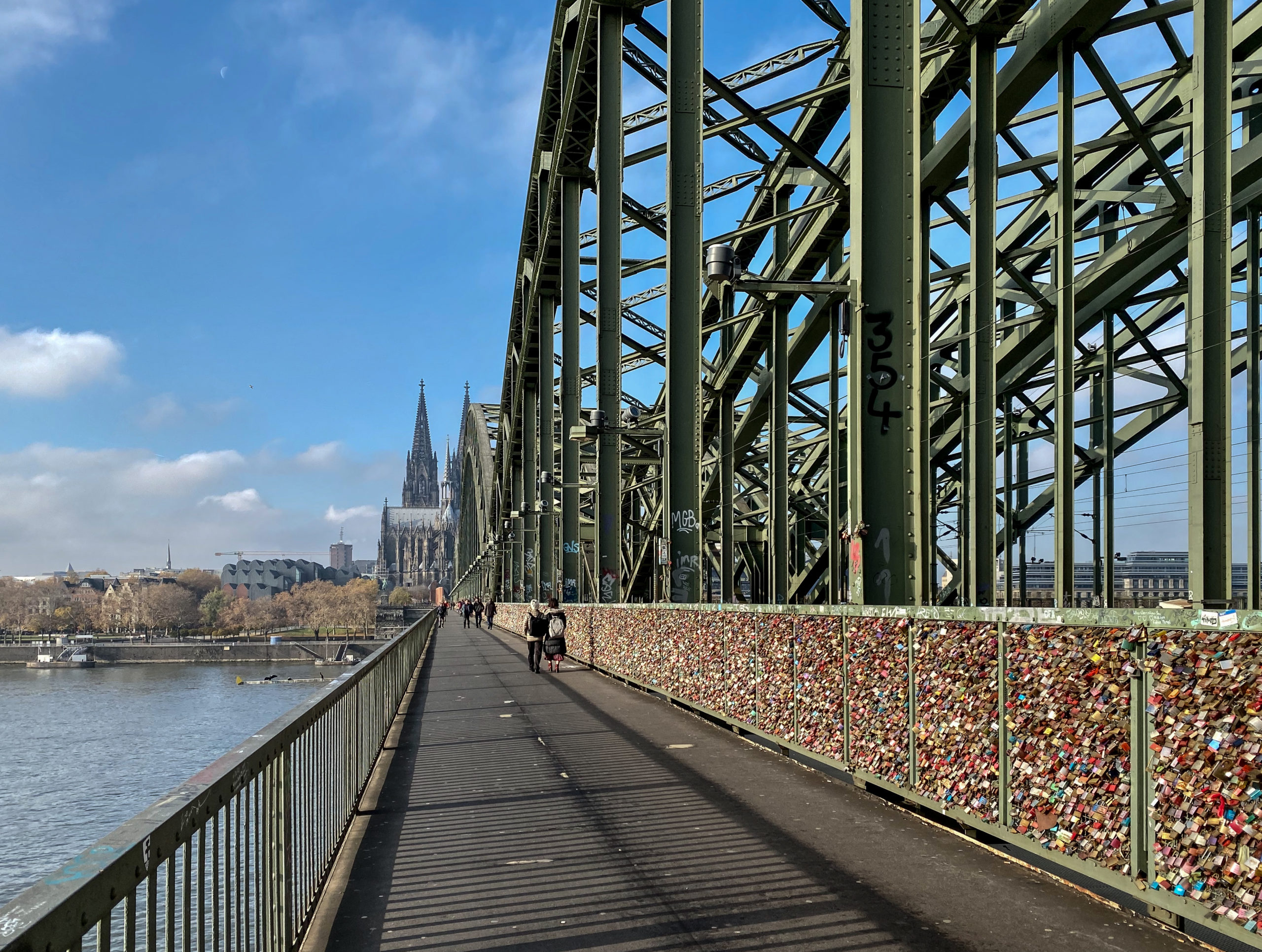 Schlösserromantik in Köln am Rhein