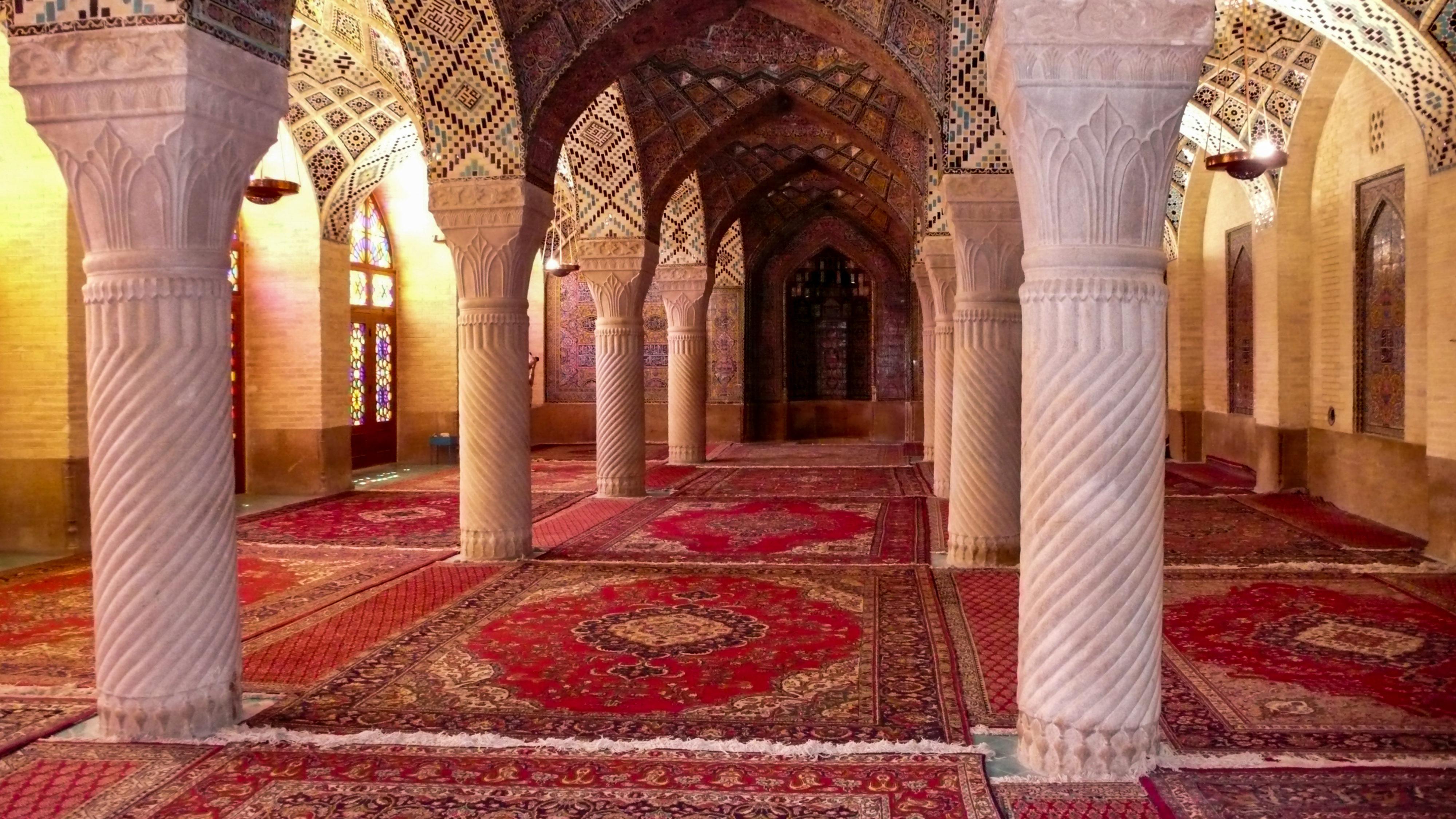 Iranische Kulturstätten in Gefahr? Siraz