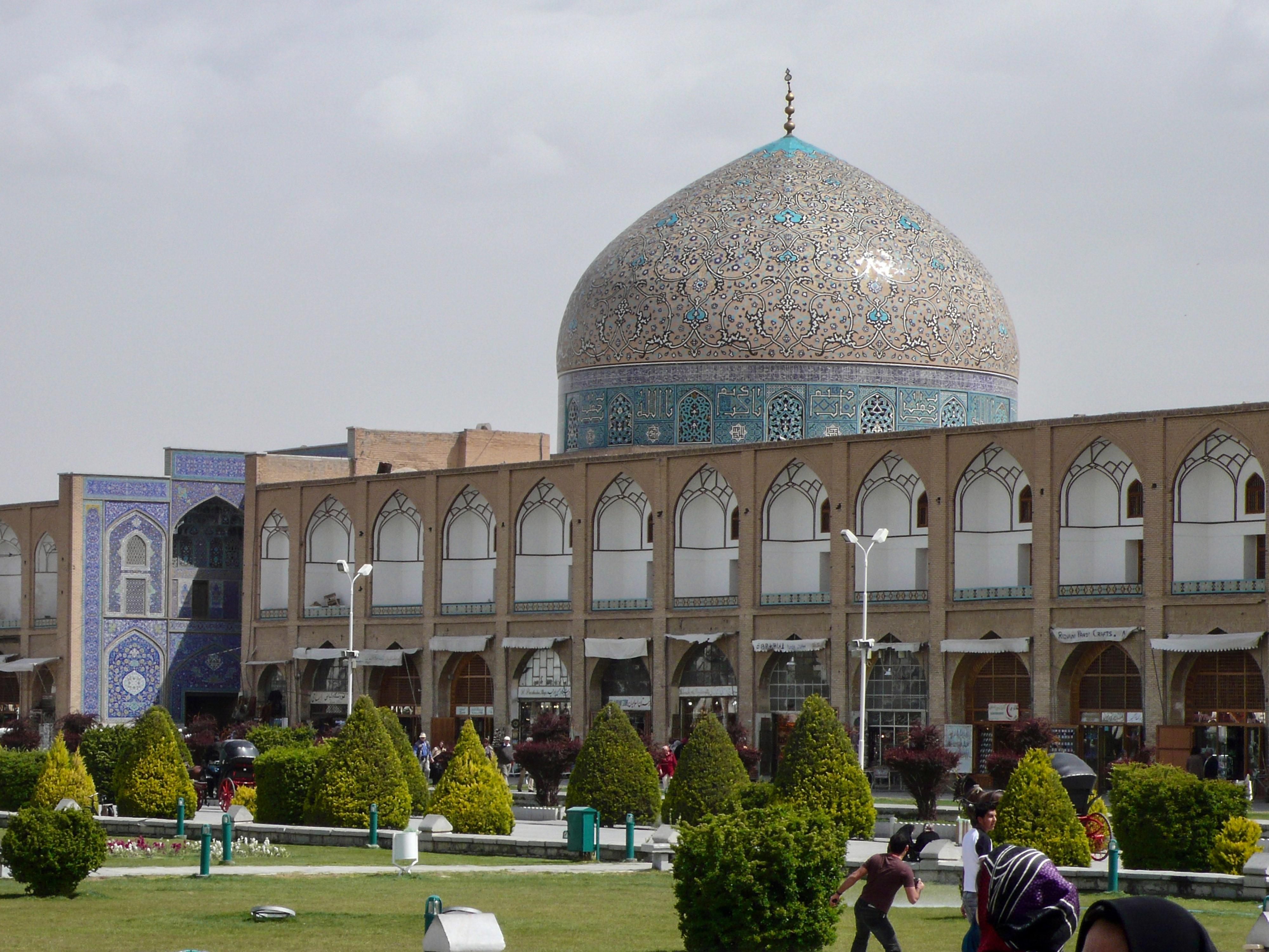 Isfahan Sheikh Lotfollah Moschee