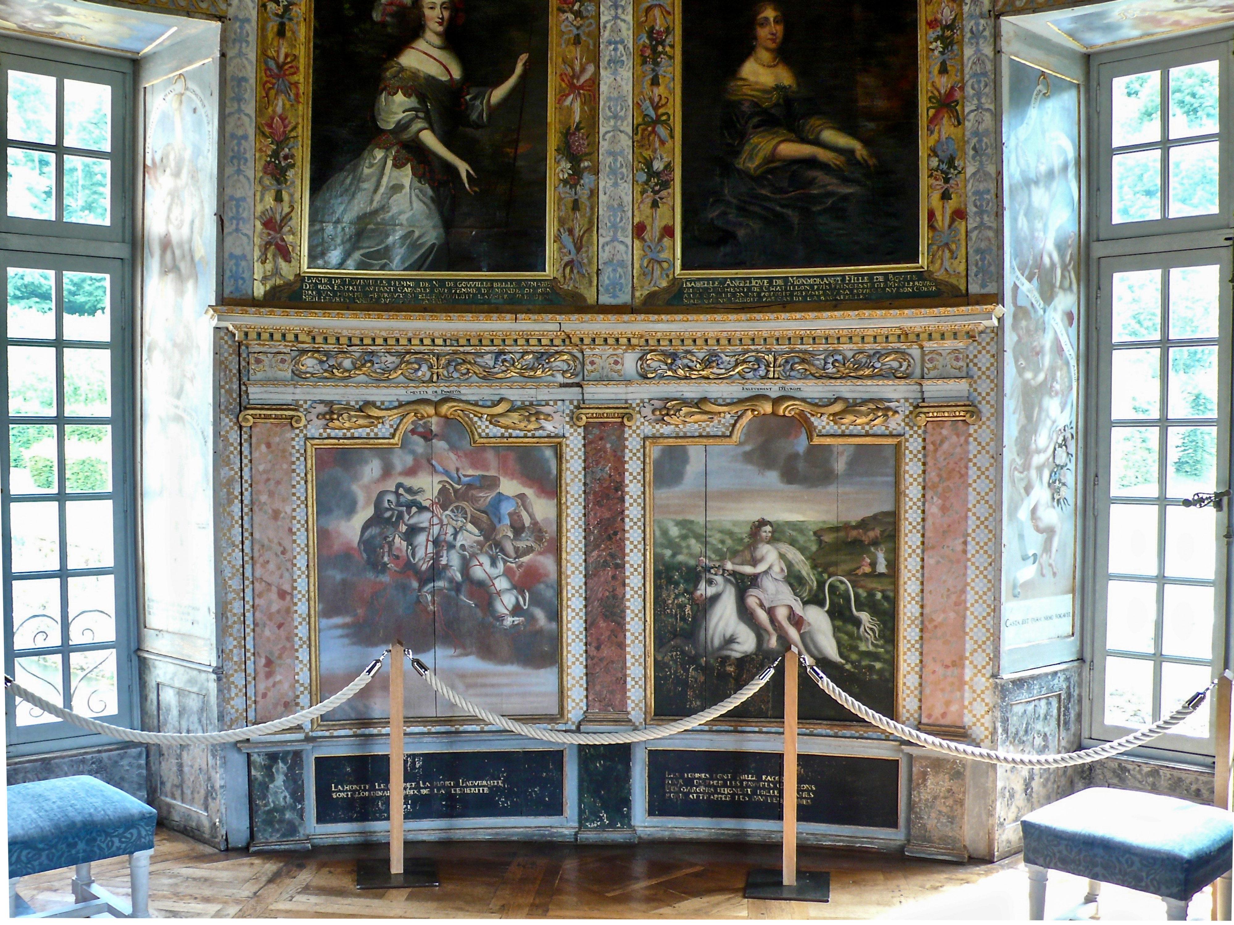 Der Künstler und die Liebe zu seinem Werk Phaeton und Europa