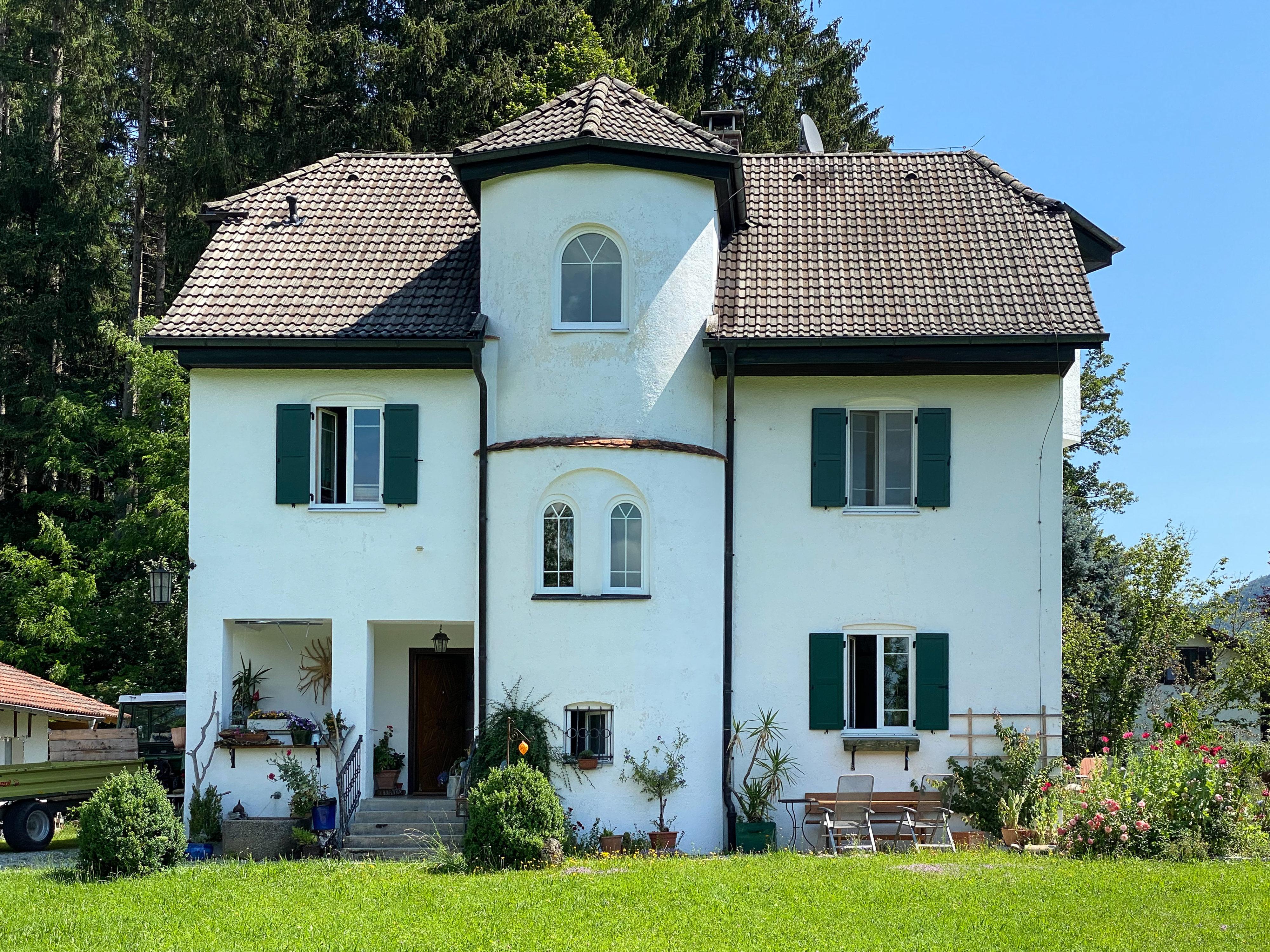 Wiedersehen im Blauen Land Franz Marcs Haus in Ried