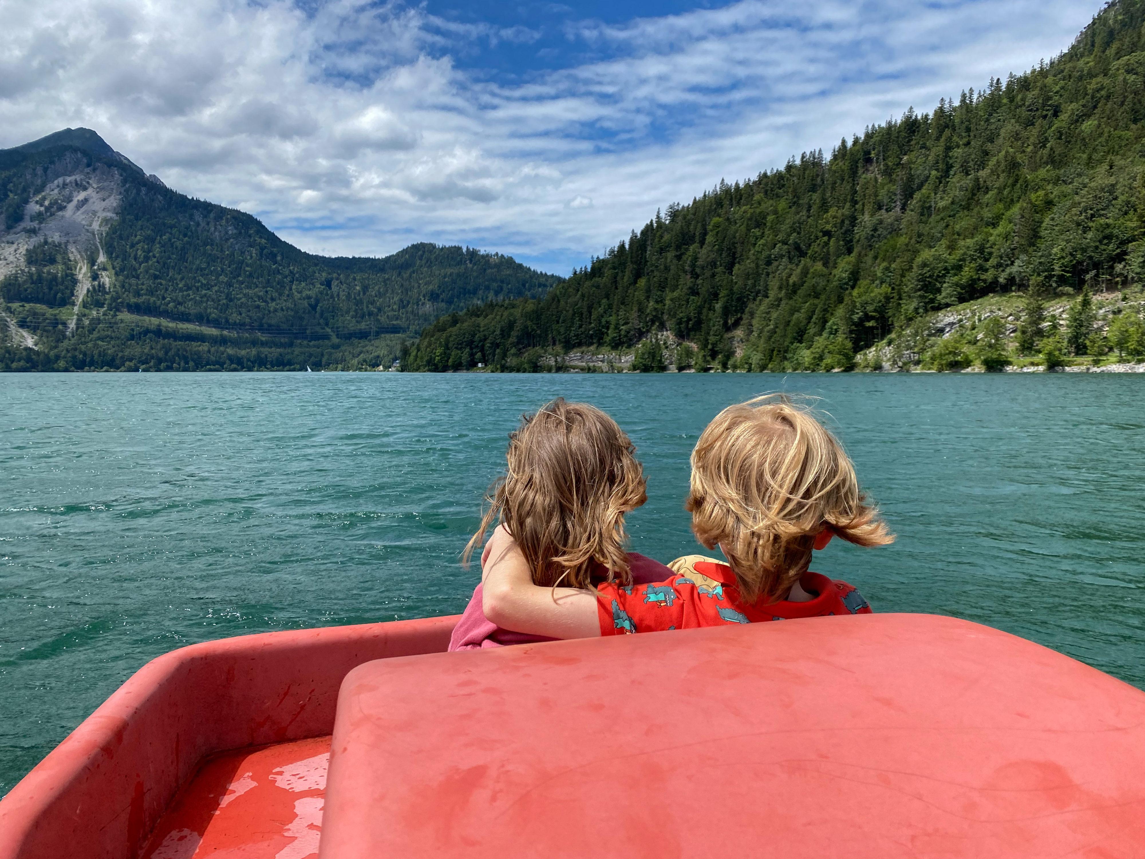 Wiedersehen im Blauen Land am Walchensee