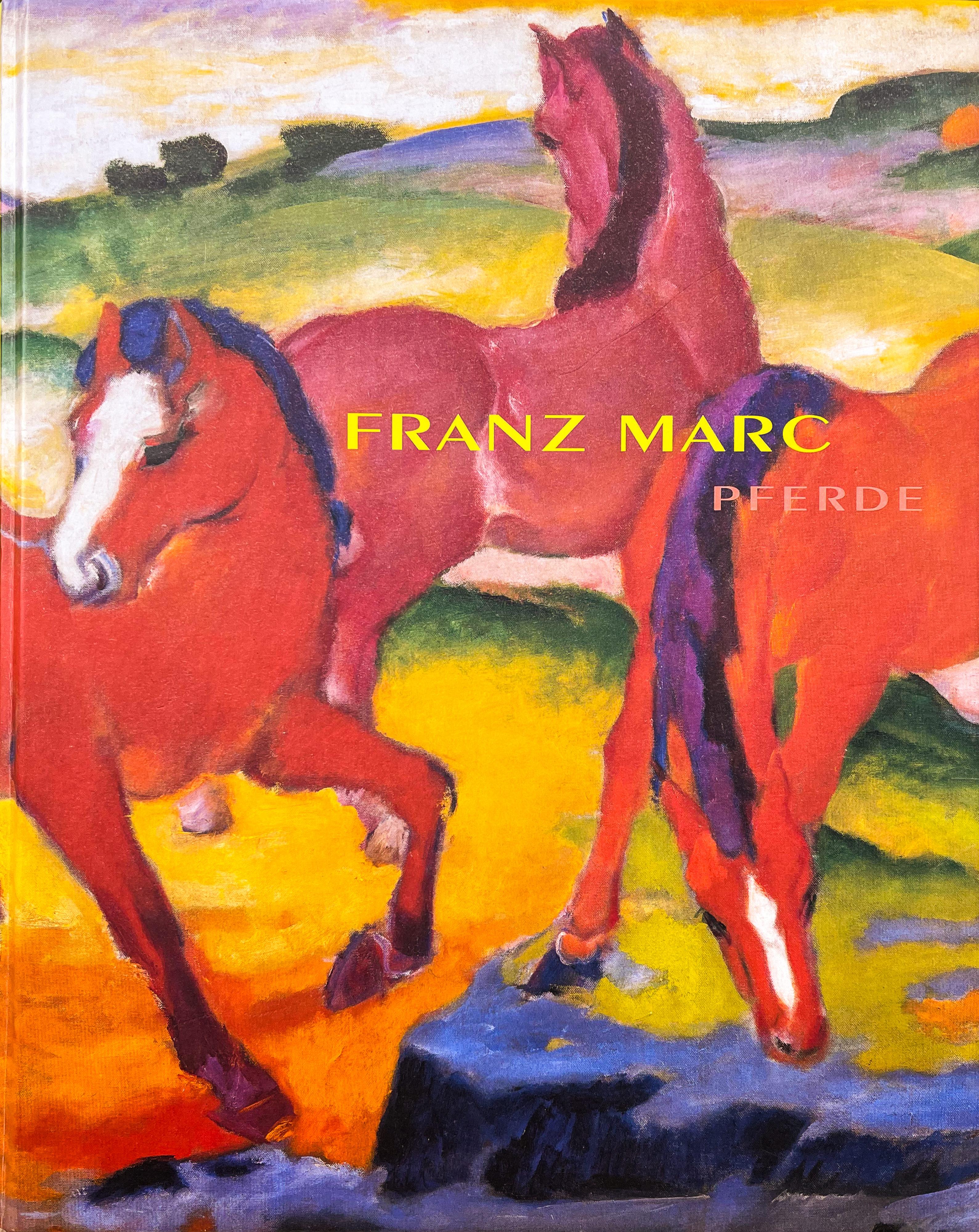 Franz Marc-Ausstellung Stuttgart Katalog 2020
