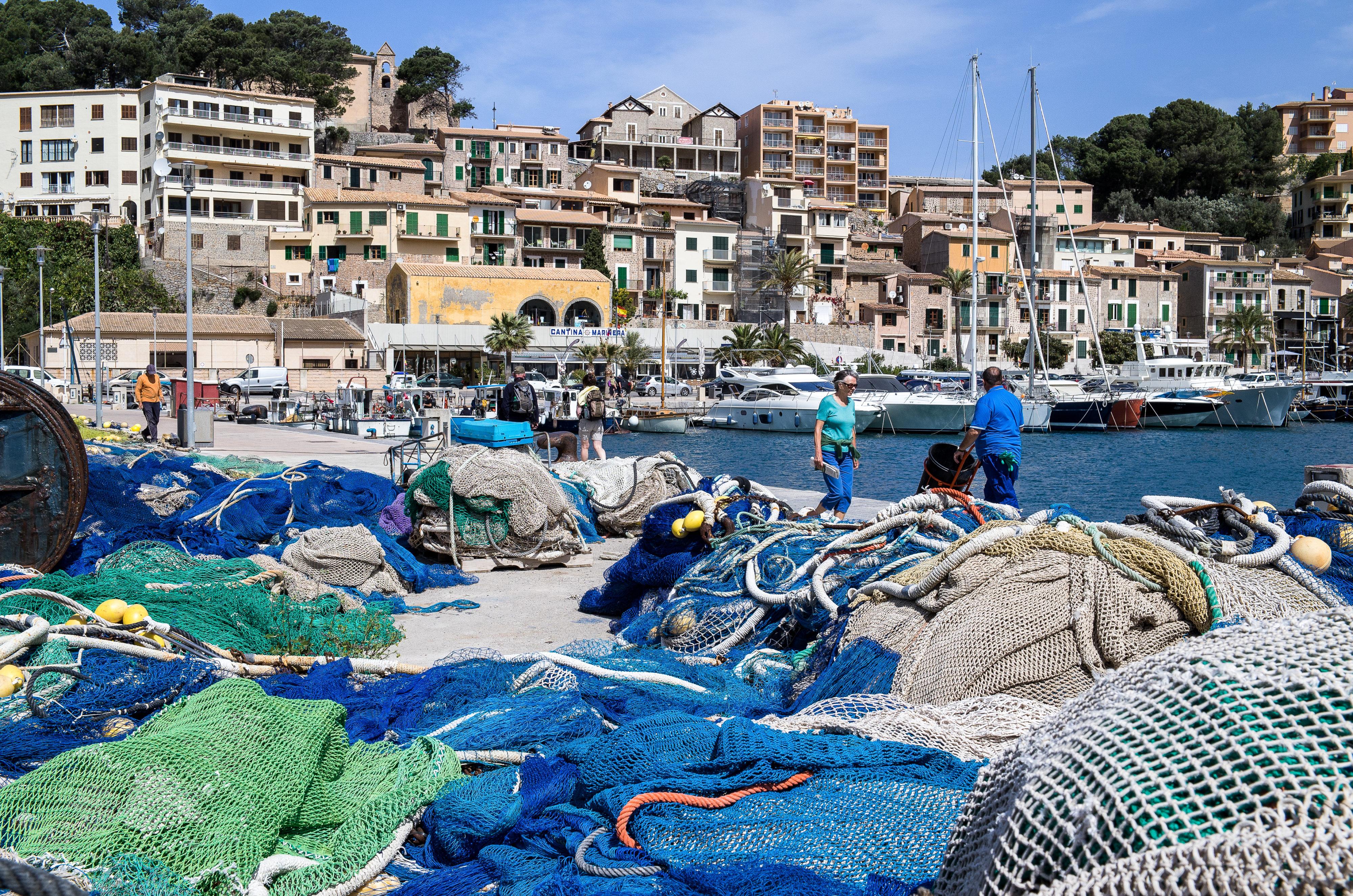Fußwege nach Port de Sóller Fischerviertel Santa Catalina