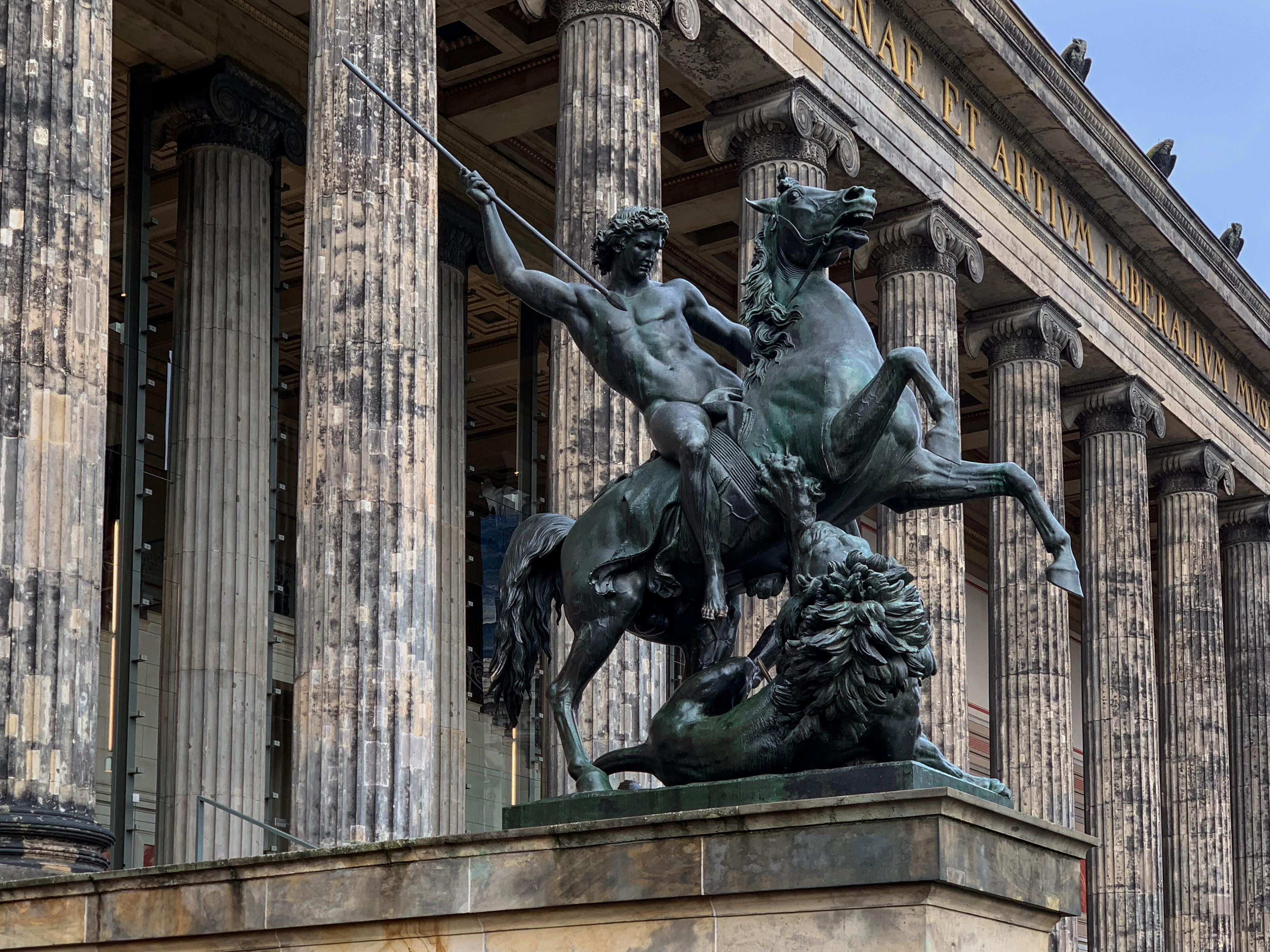 Ein Humboldt'scher Rundgang in Berlins Mitte