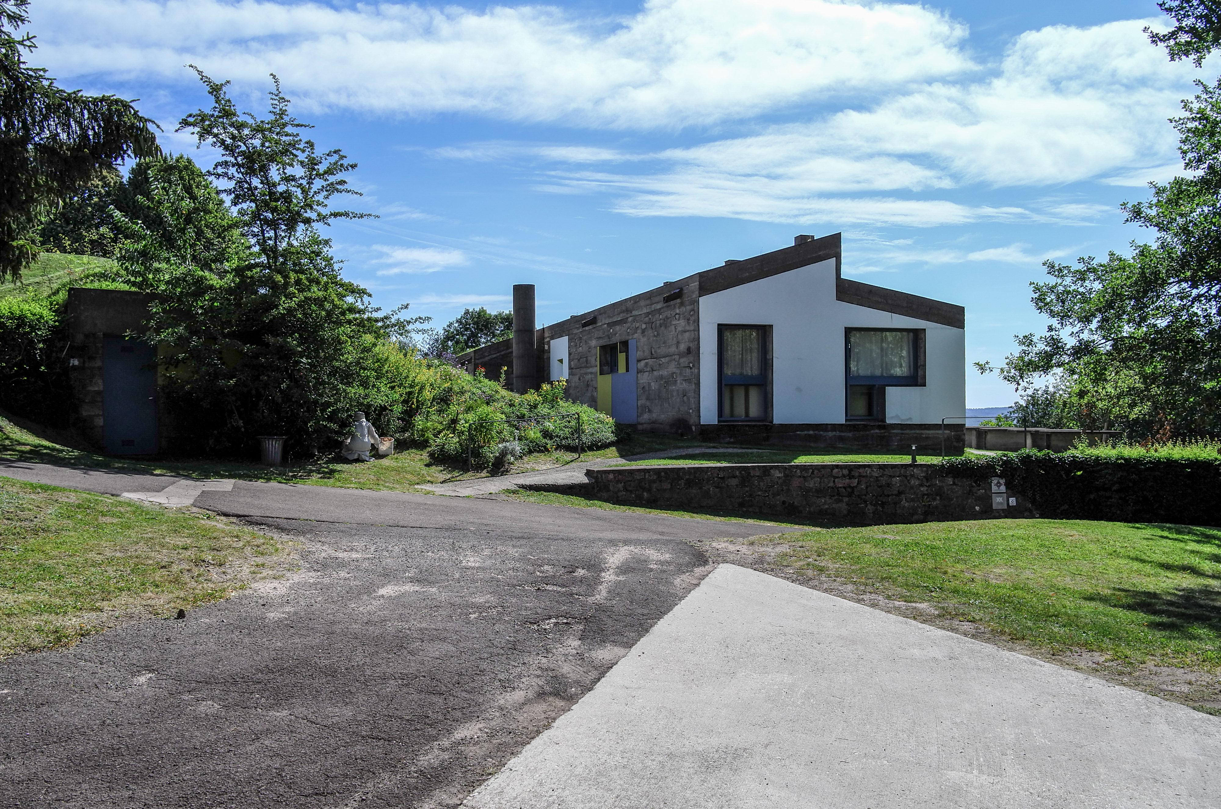 Le Corbusier Haus des Kaplans