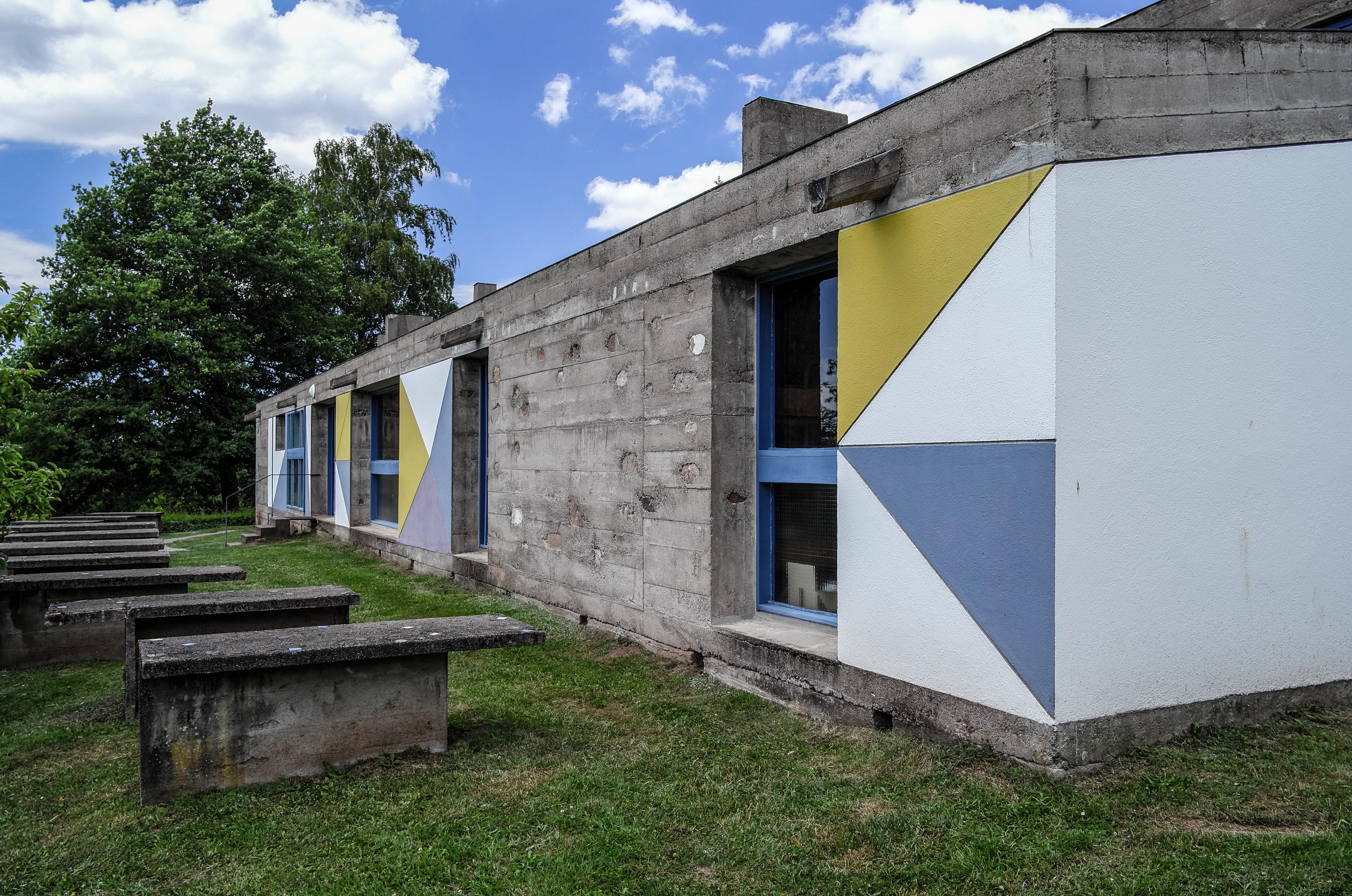 Le Corbusier Haus der Arbeiter