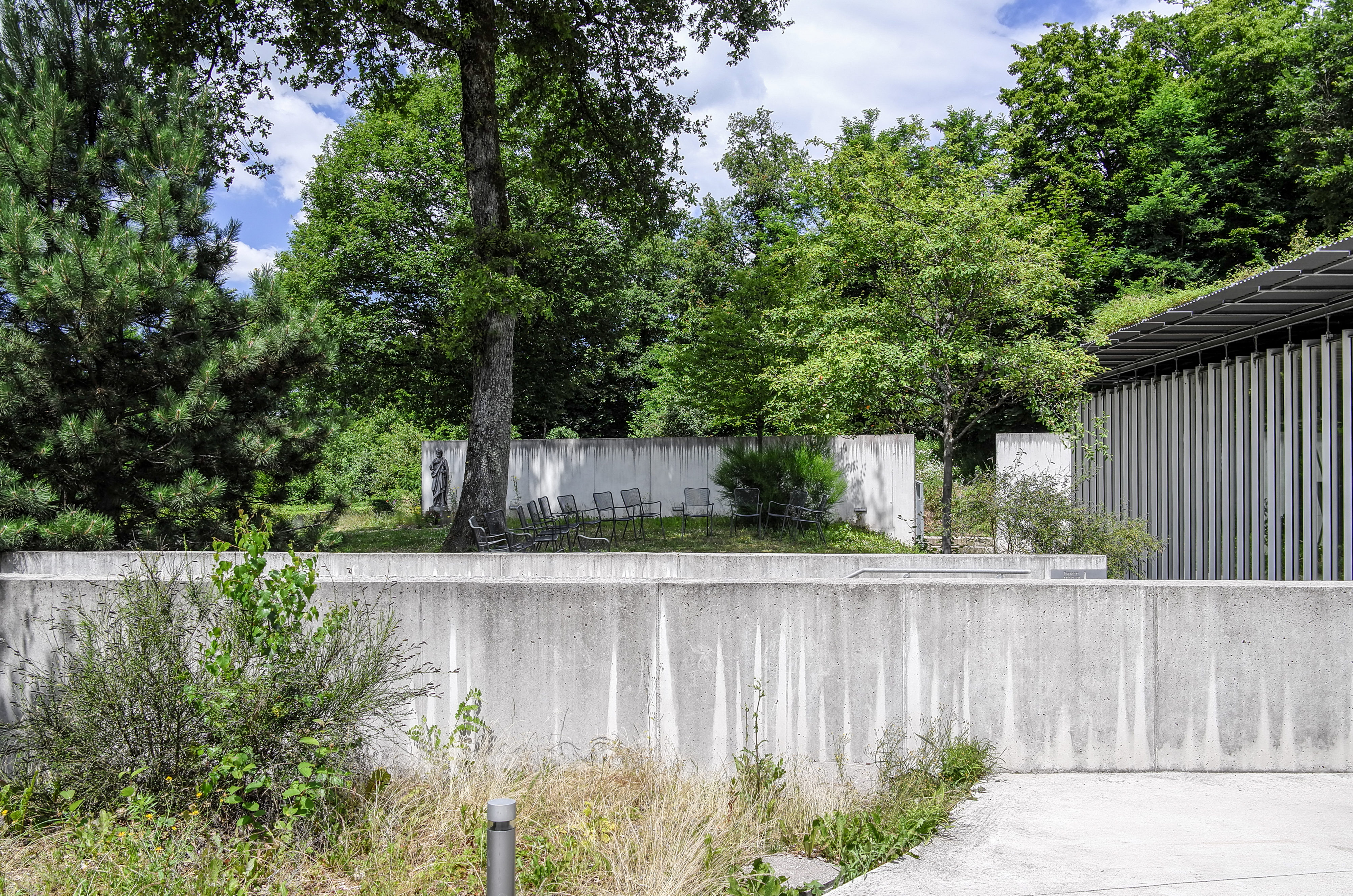 Renzo Piano Klarissenkloster Ronchamp 2