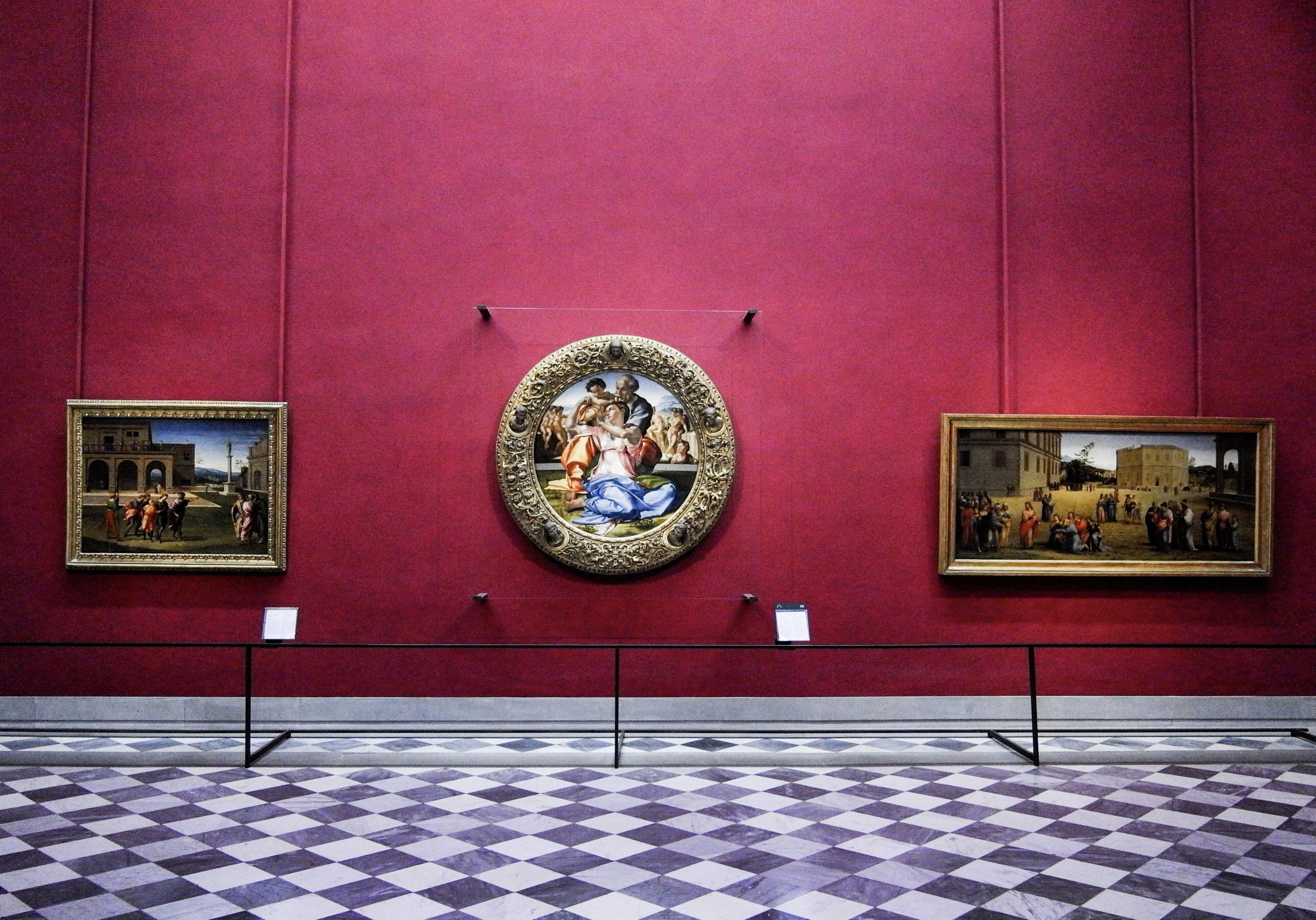Florenz – Michelangelo und Giambologna