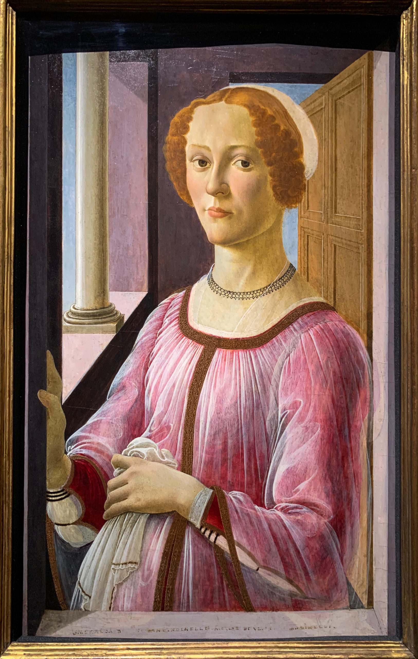 Botticelli Smeralda Brandini