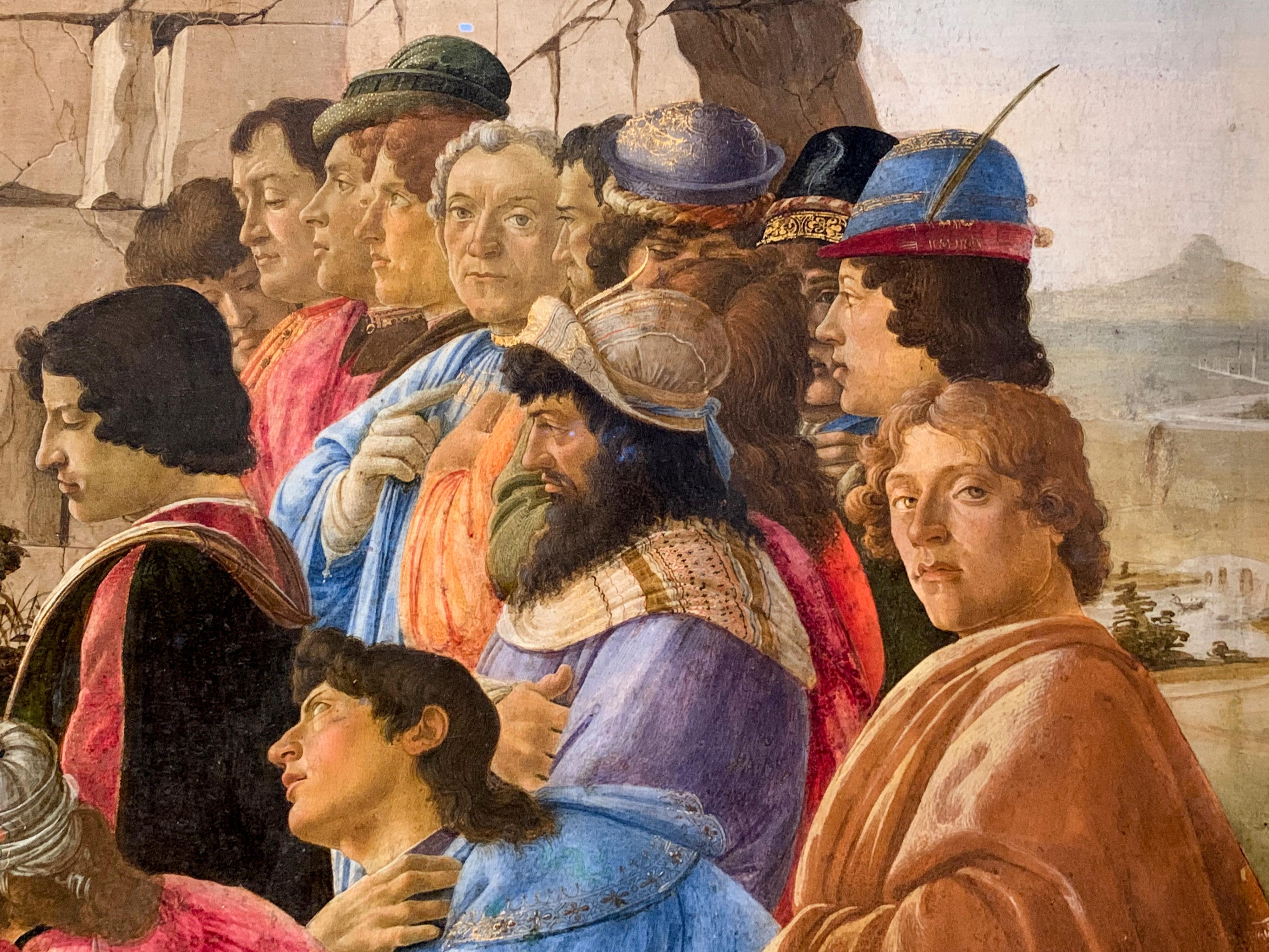 Botticelli, Ghirlandaio, Filippino Lippi 2