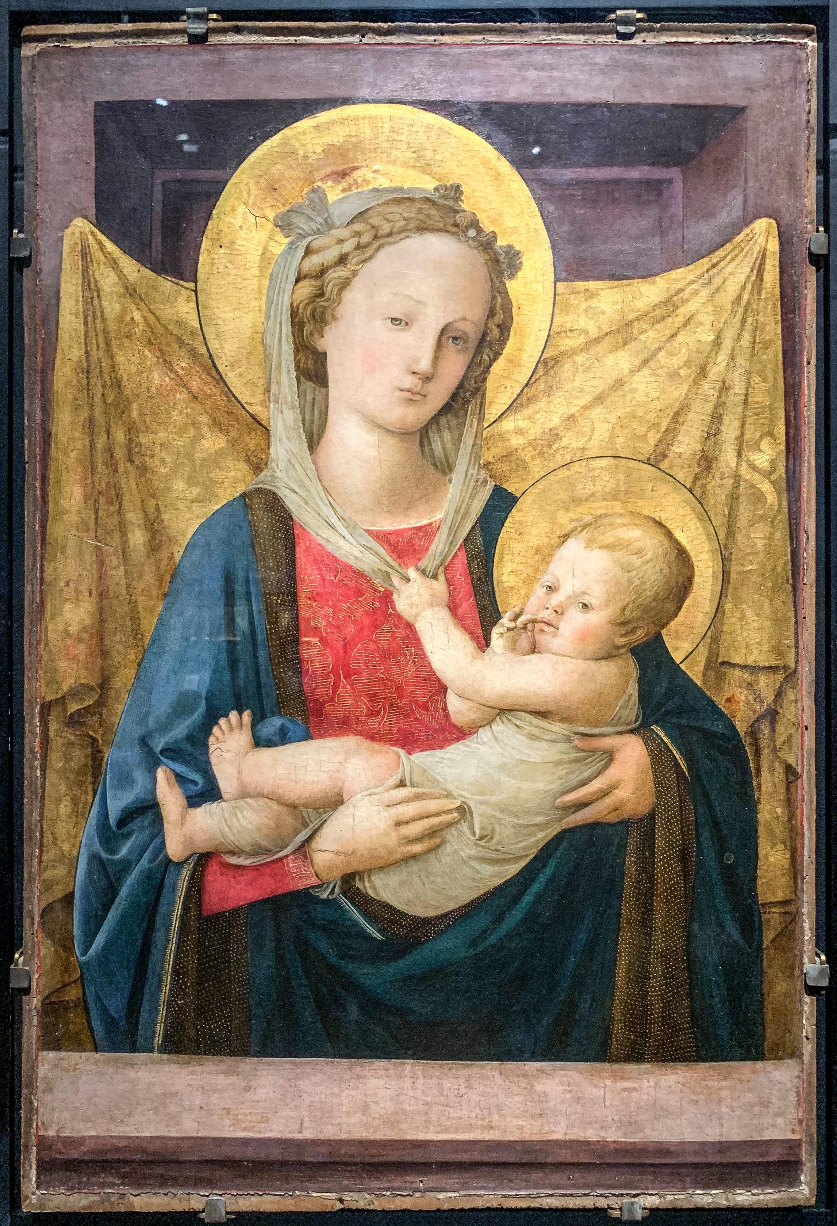 Fra Angelico und Filippo Lippi Magnani Rocca