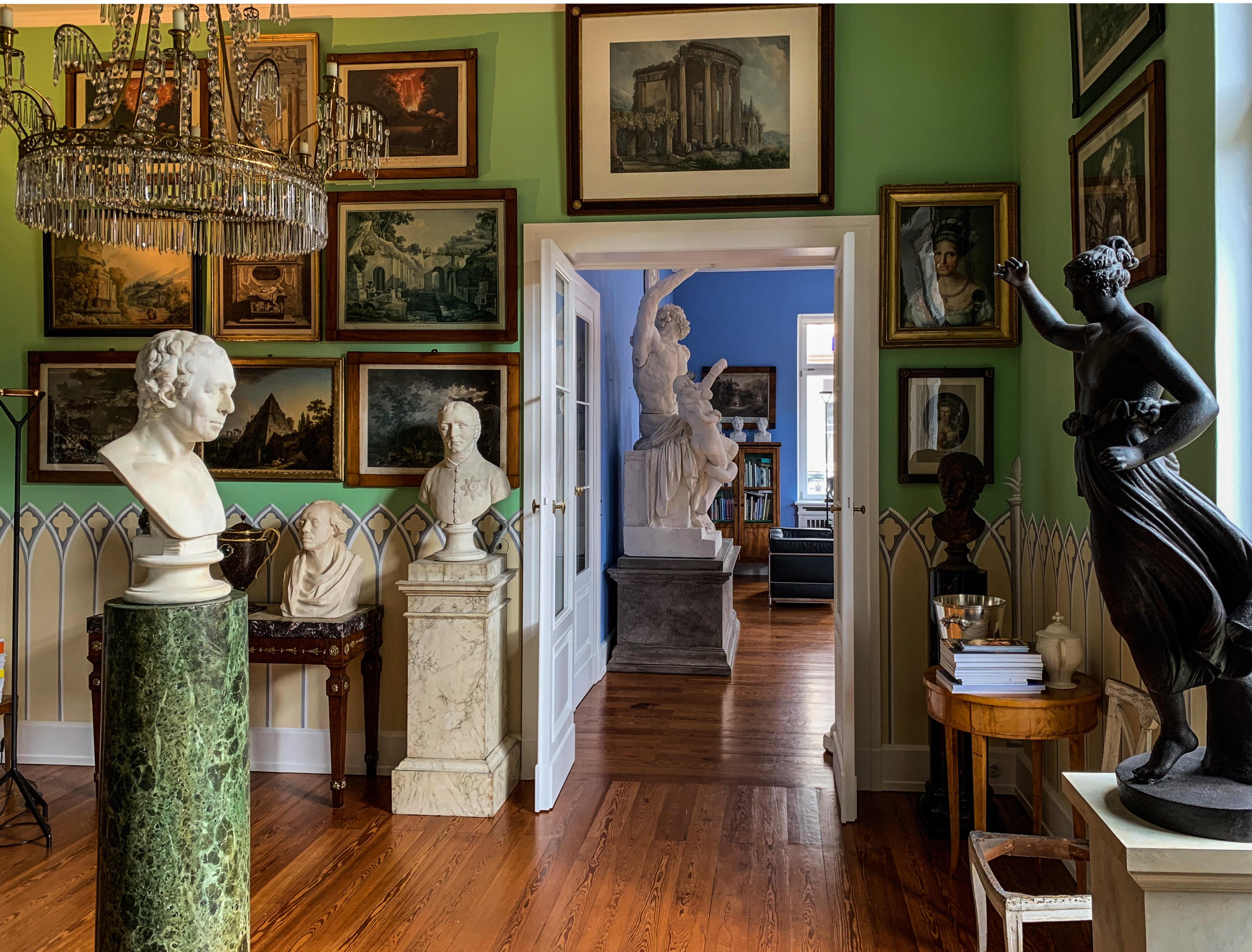 Laokoon – Begegnung an überraschendem Ort Privatsammlung Kunst um 1800