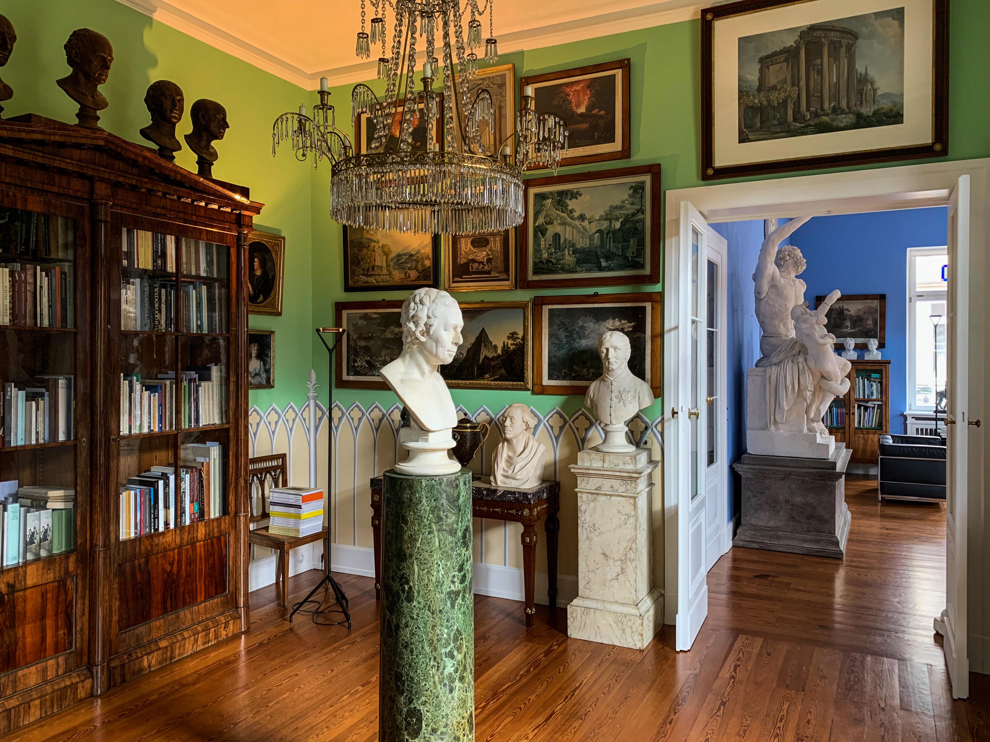Grünes Zimmer Winckelmann