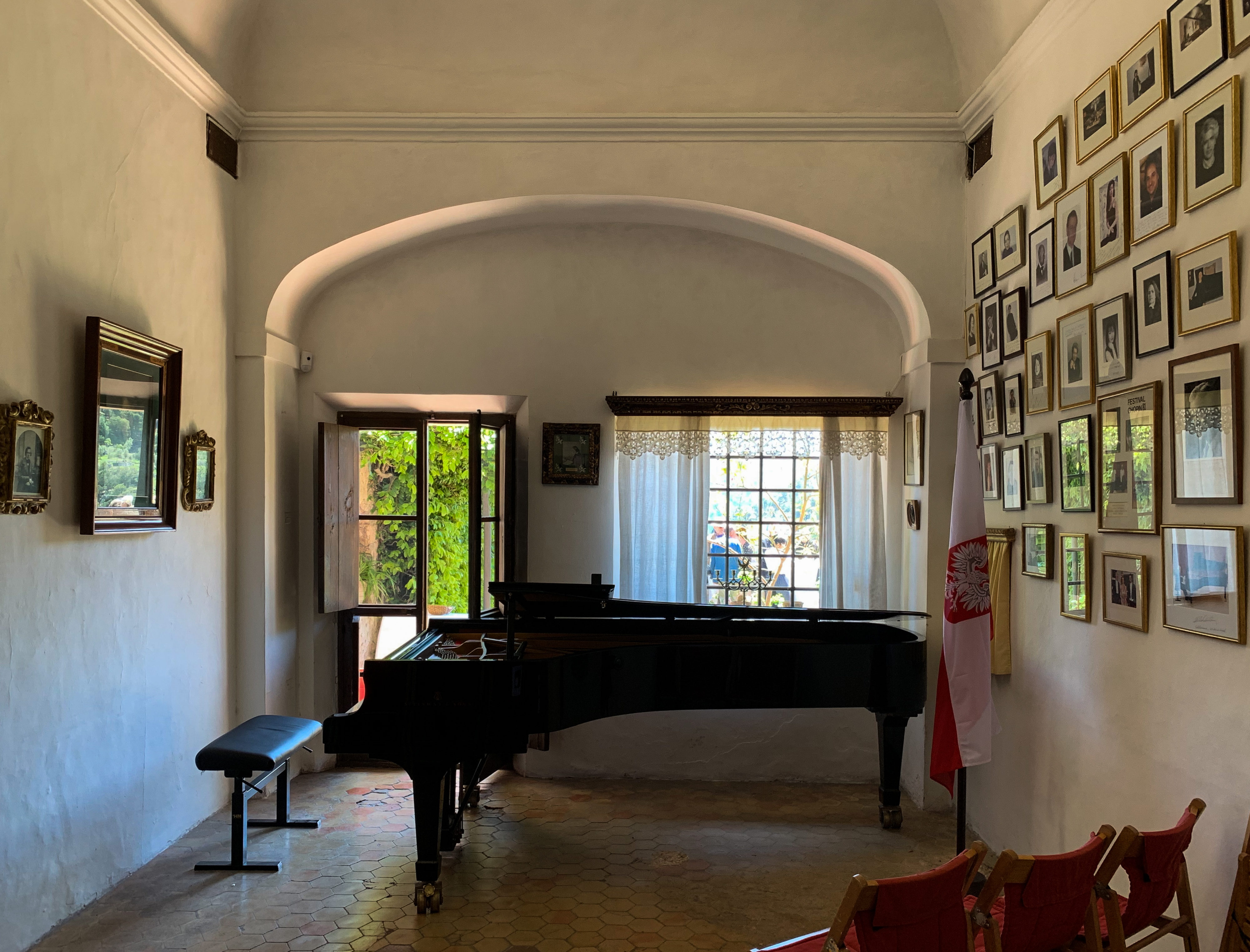Chopin in Valldemossa Chopins Zelle