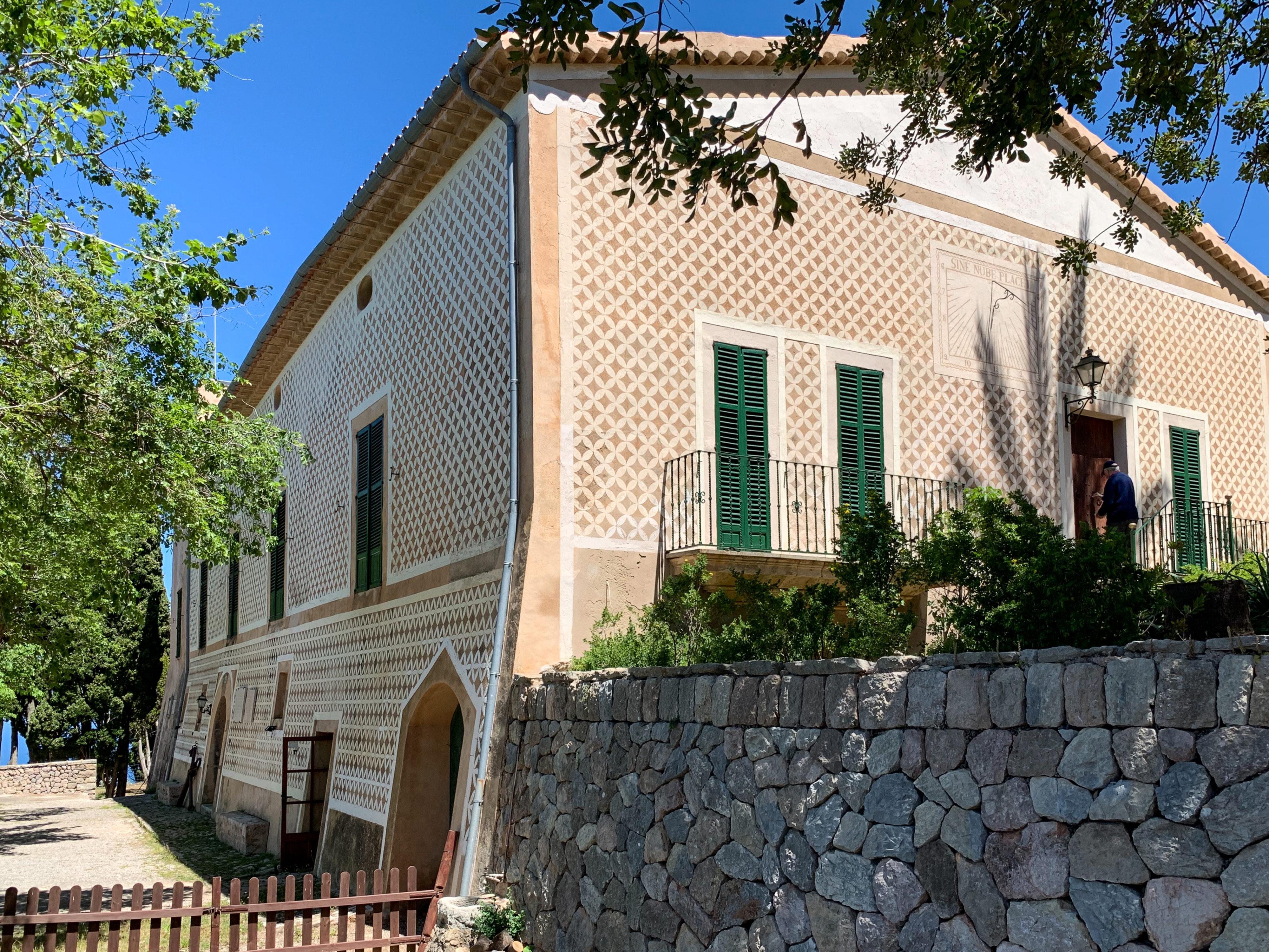 Monestir de Miramar Herrenhaus