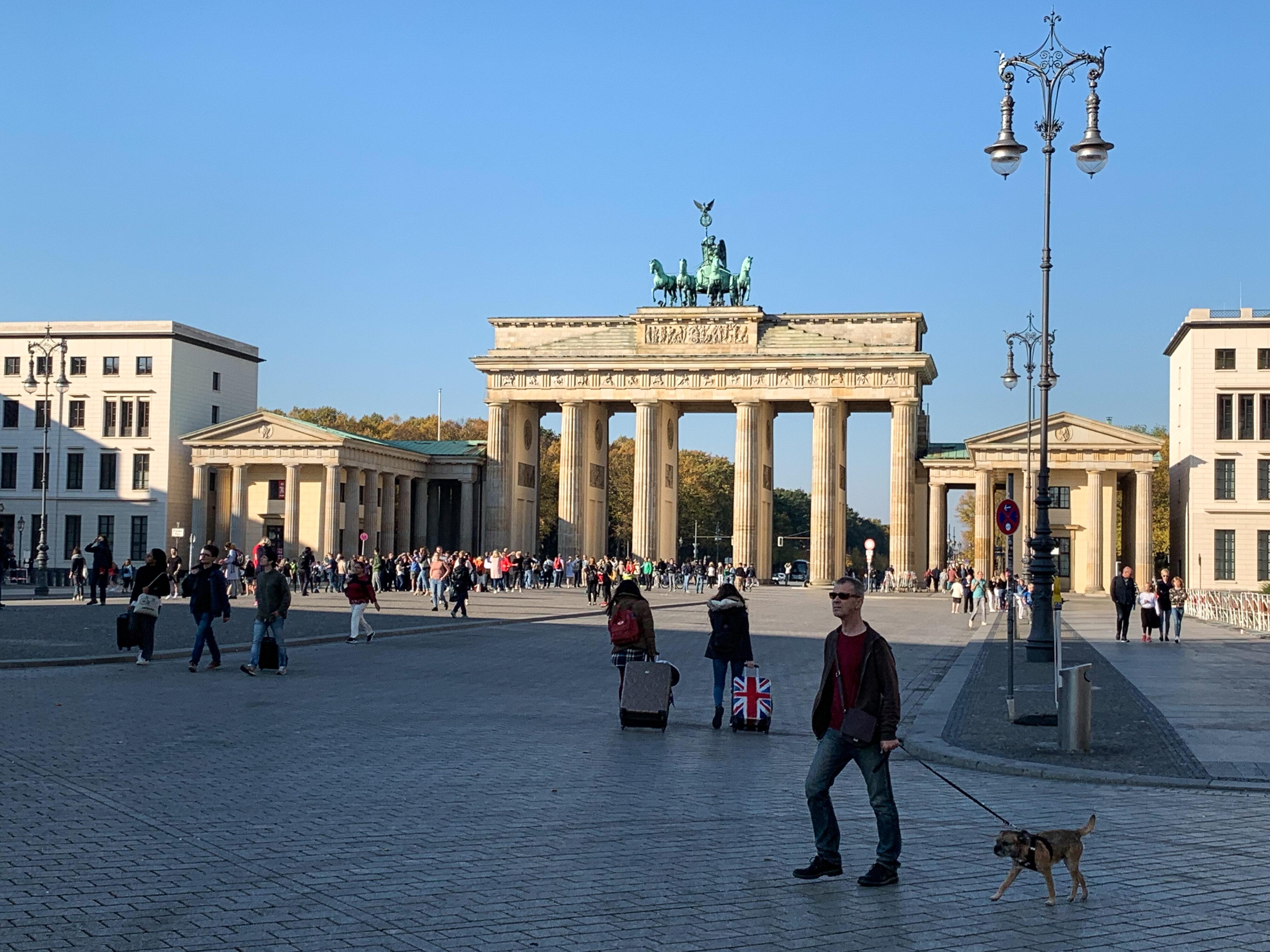 Holocaustdenkmal beim Brandenburger Tor
