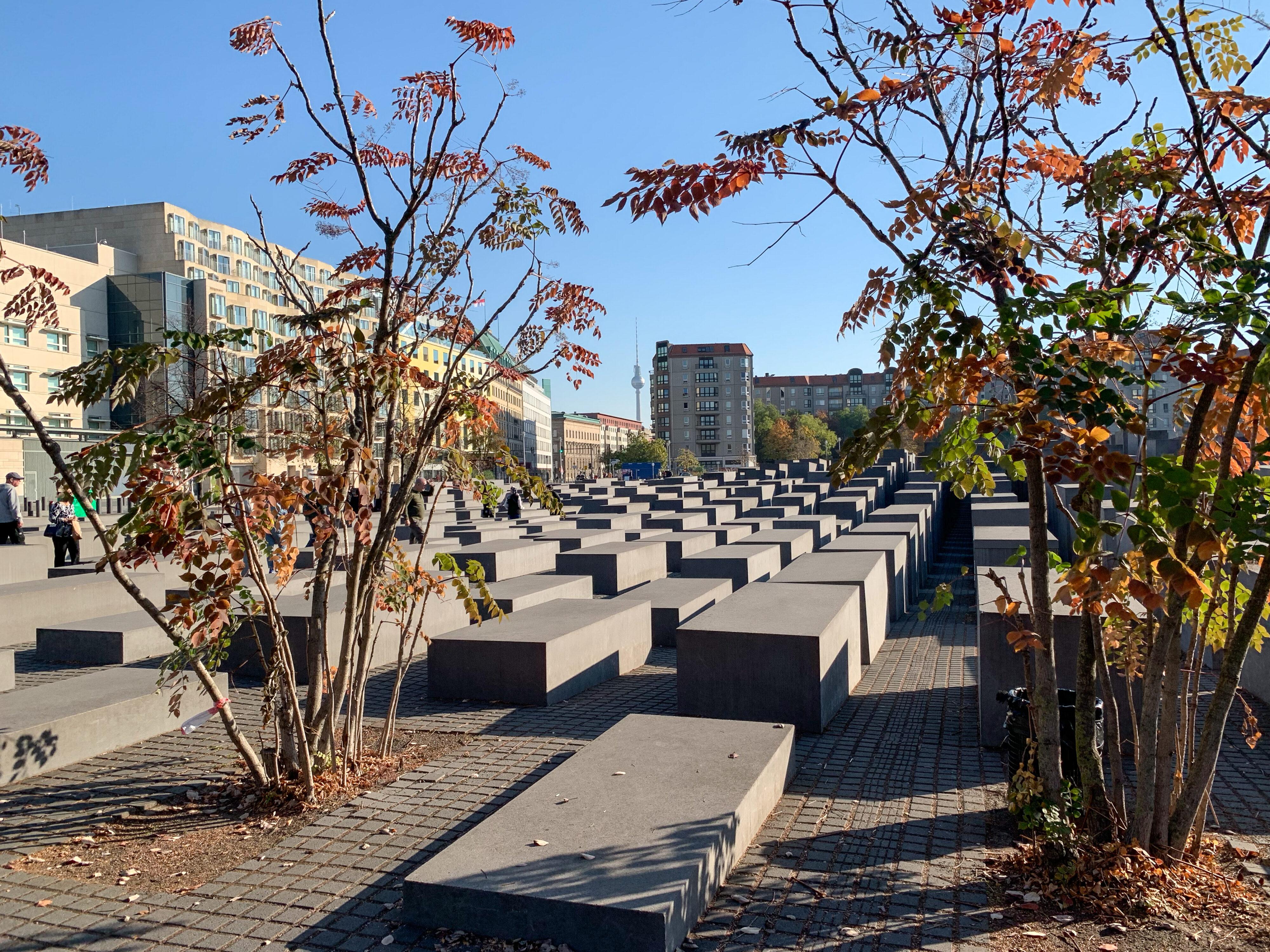 Holocaustdenkmal beim Brandenburger Tor 2