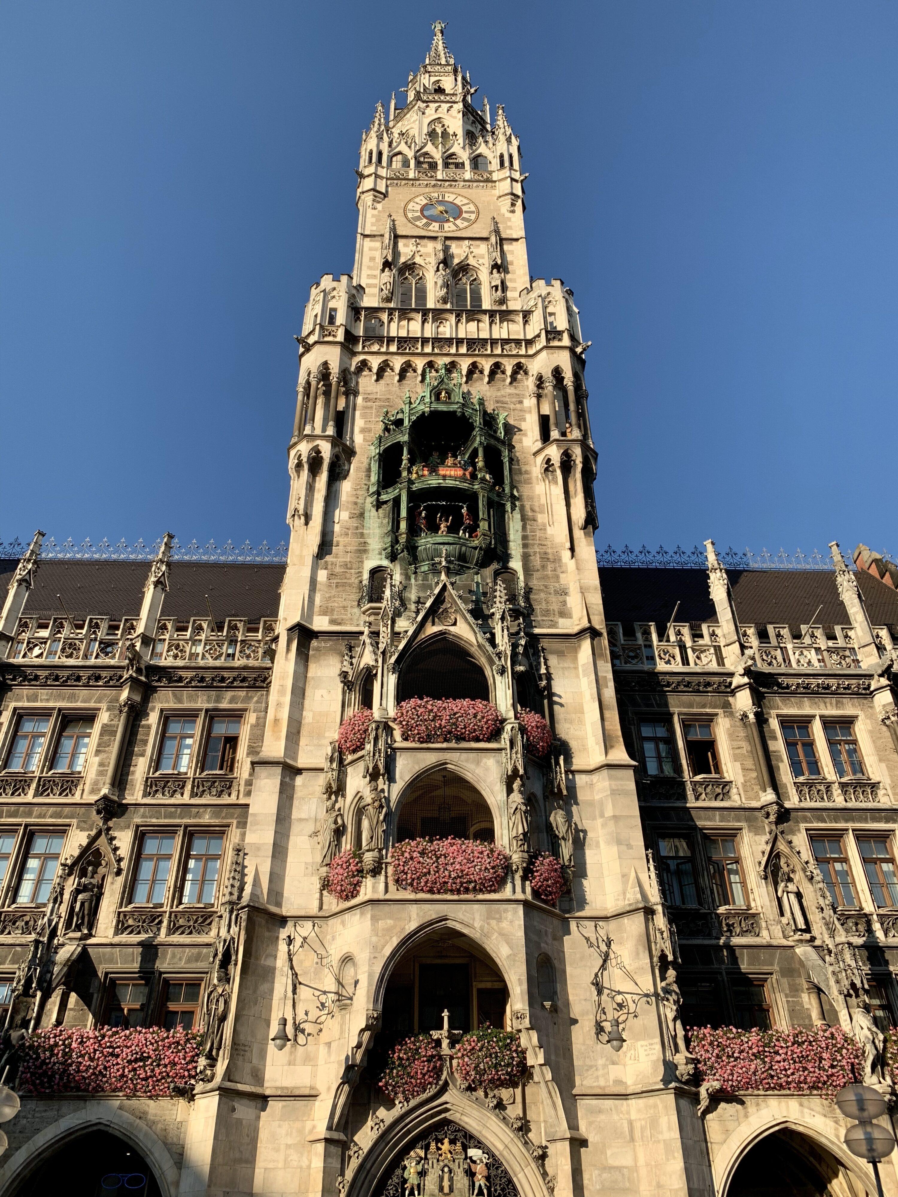 München Rathausturm