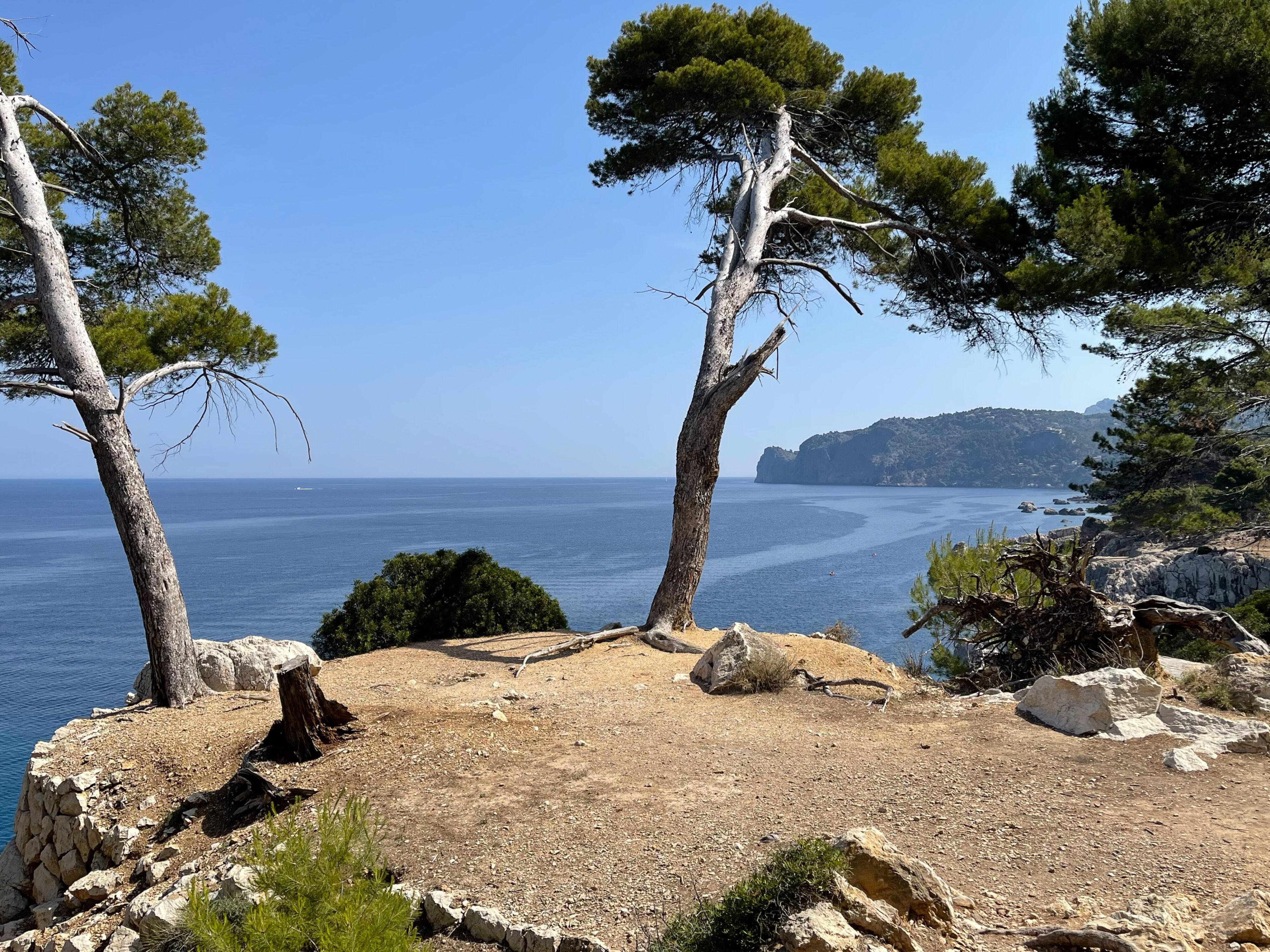 Küstenwanderung Cala de Deià-Llucalcari